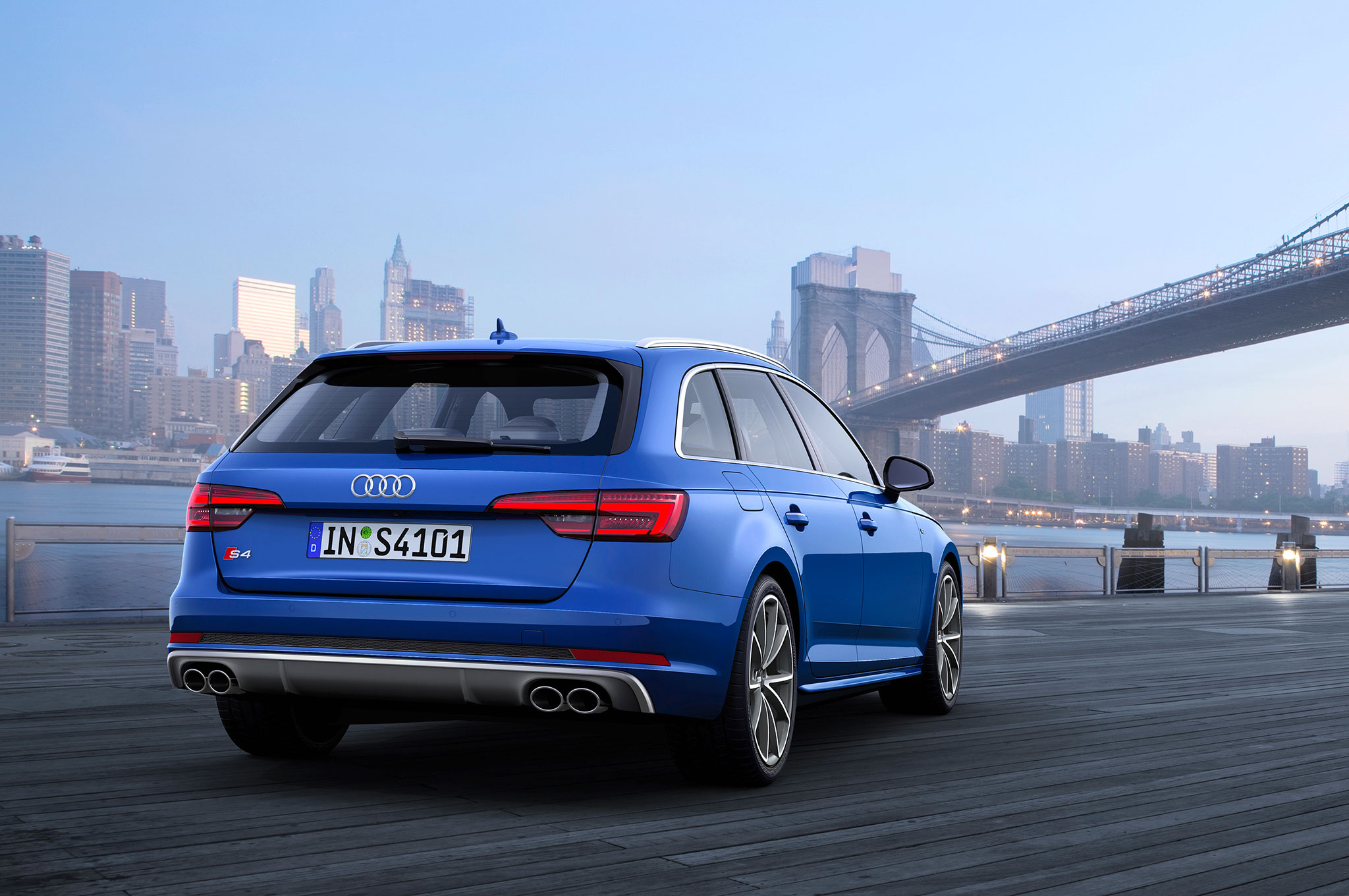 audi s4 avant revealed for europe and we re still jealous automobile magazine. Black Bedroom Furniture Sets. Home Design Ideas