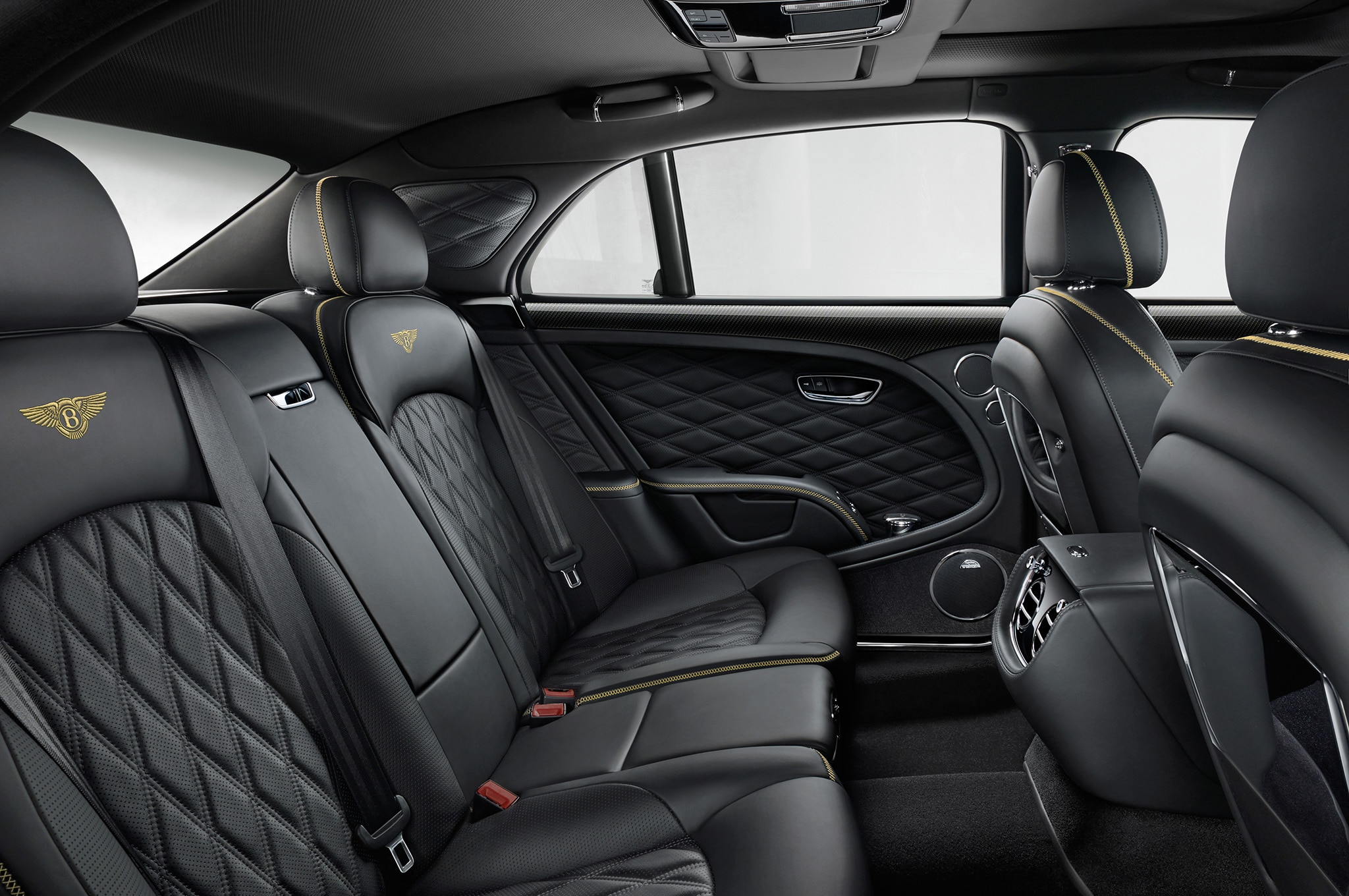 2017 bentley mulsanne refreshed adds extended wheelbase for Future interieur