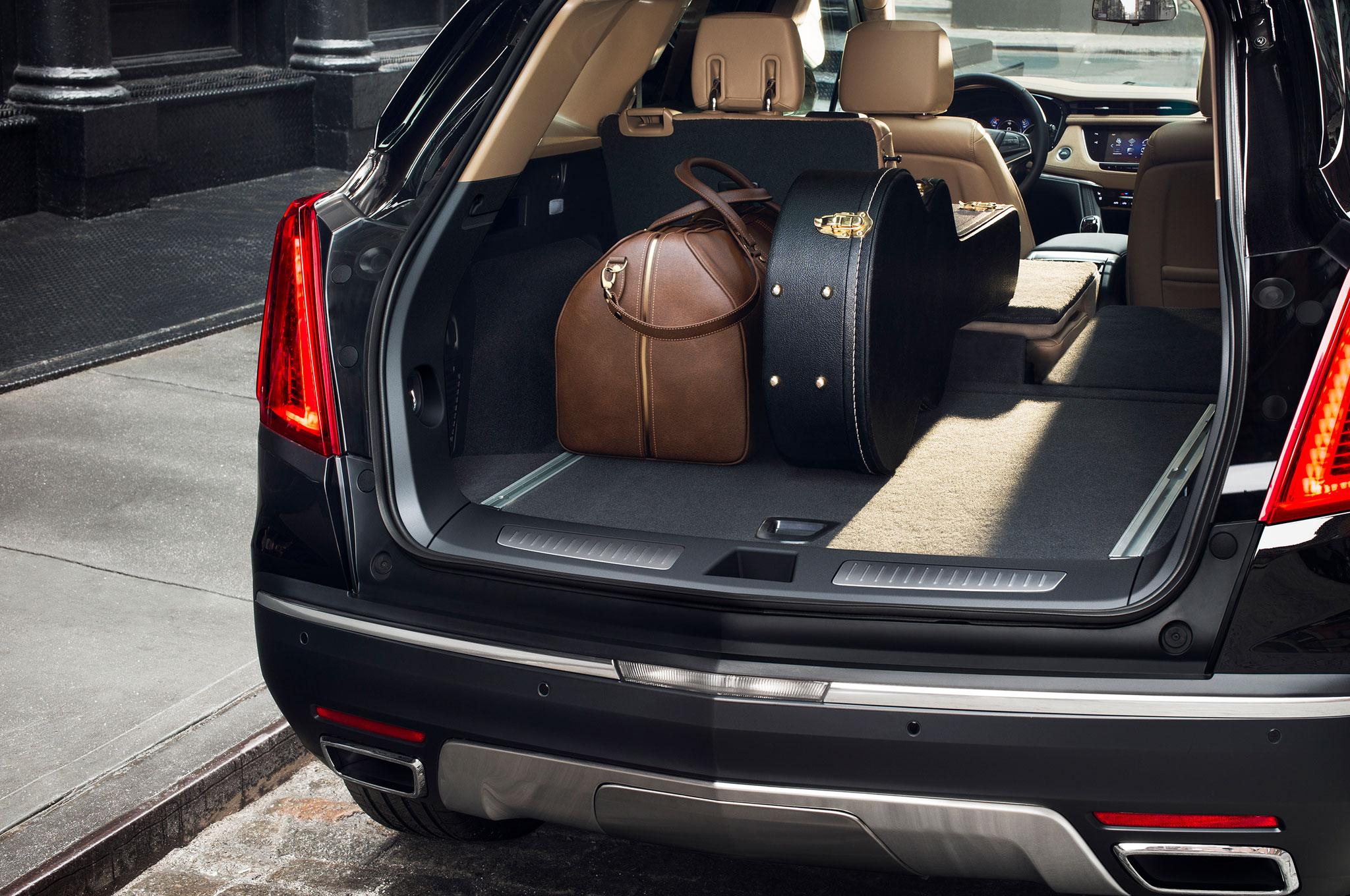 2017 Cadillac Xt5 Starts At 39 990