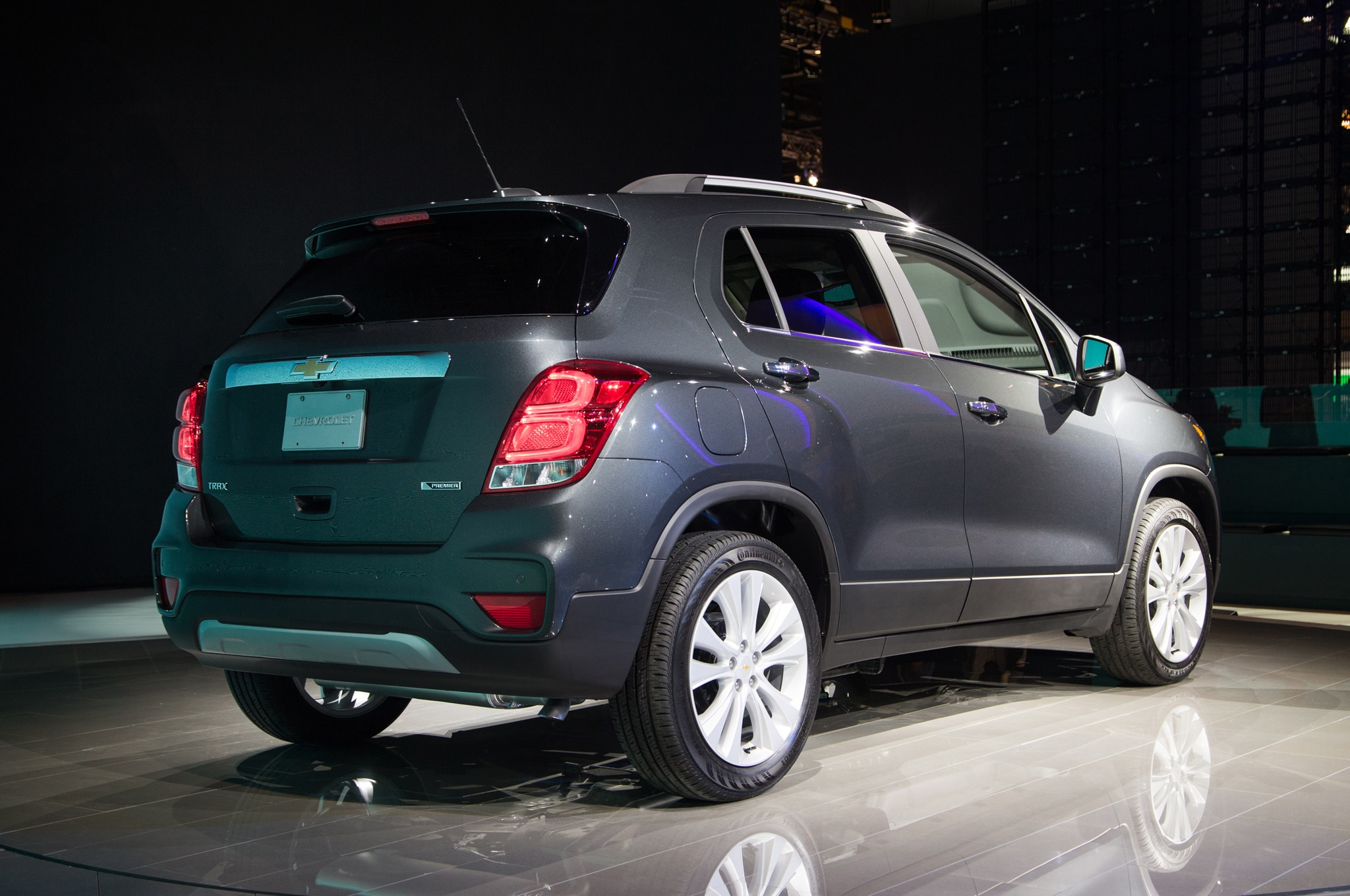 2017 Chevrolet Trax Gets a Fresh Face, New Safety Gear