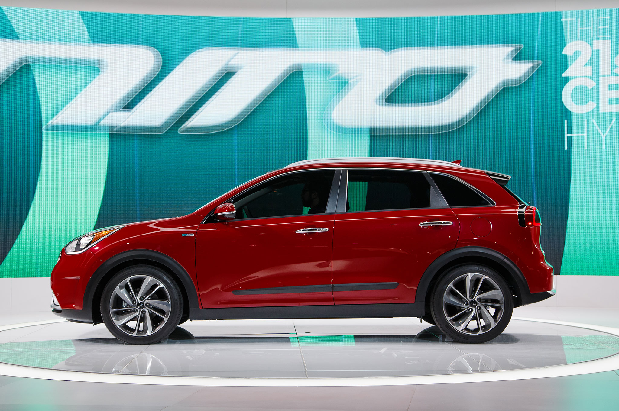 2017 kia niro hybrid achieves an estimated 50 mpg combined. Black Bedroom Furniture Sets. Home Design Ideas