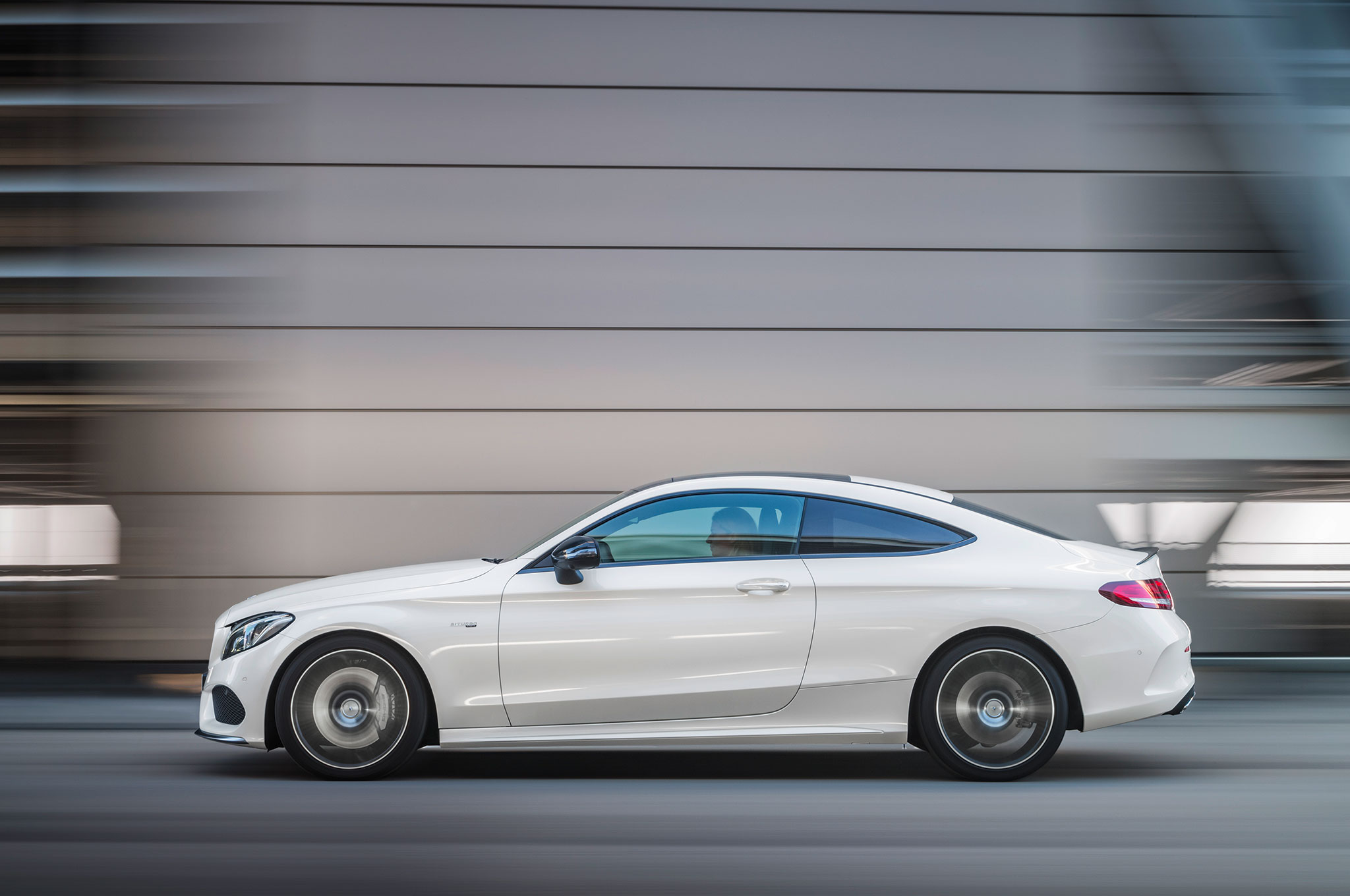 Tuningcars 2017 Mercedes Amg C43 Coupe Joins Sedan With