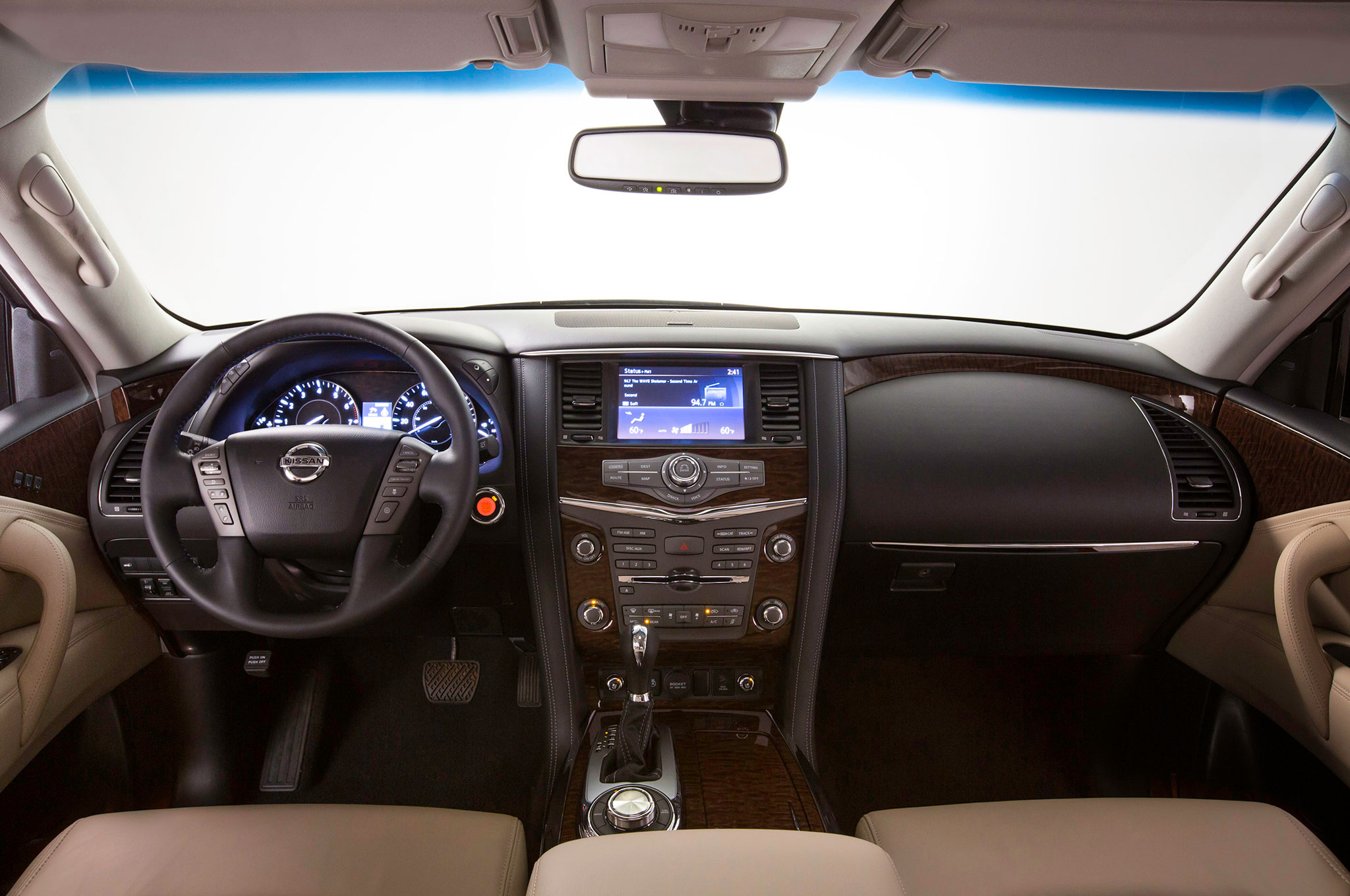 Nissan Armada 2017 Sl Best New Cars For 2018