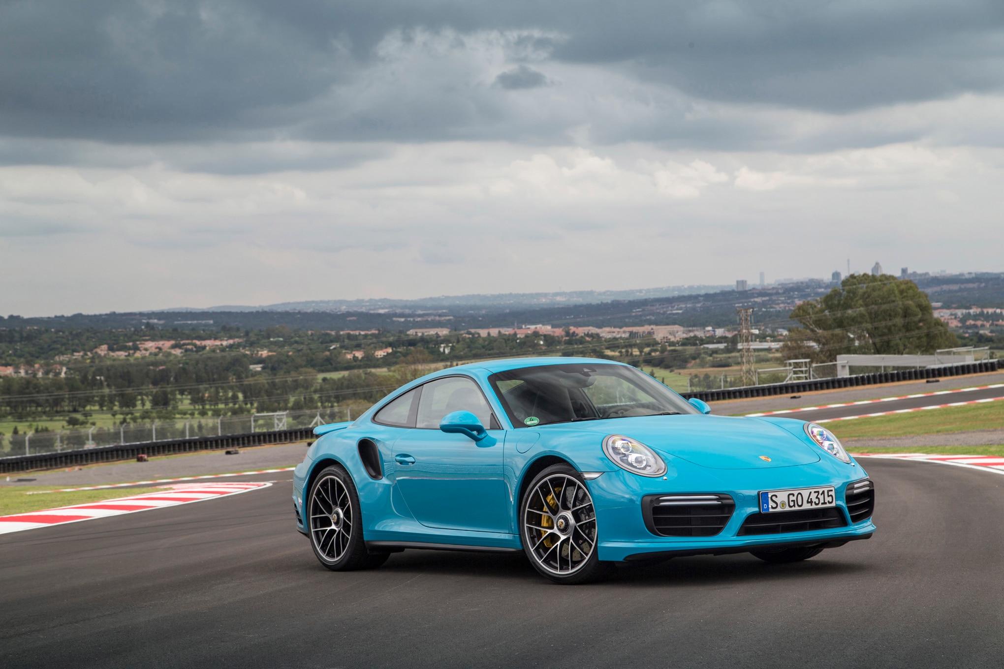 show more - Porsche 911 Turbo S