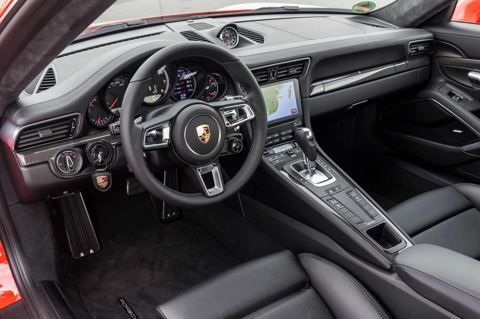 2017 porsche 911 turbo and 911 turbo s review. Black Bedroom Furniture Sets. Home Design Ideas