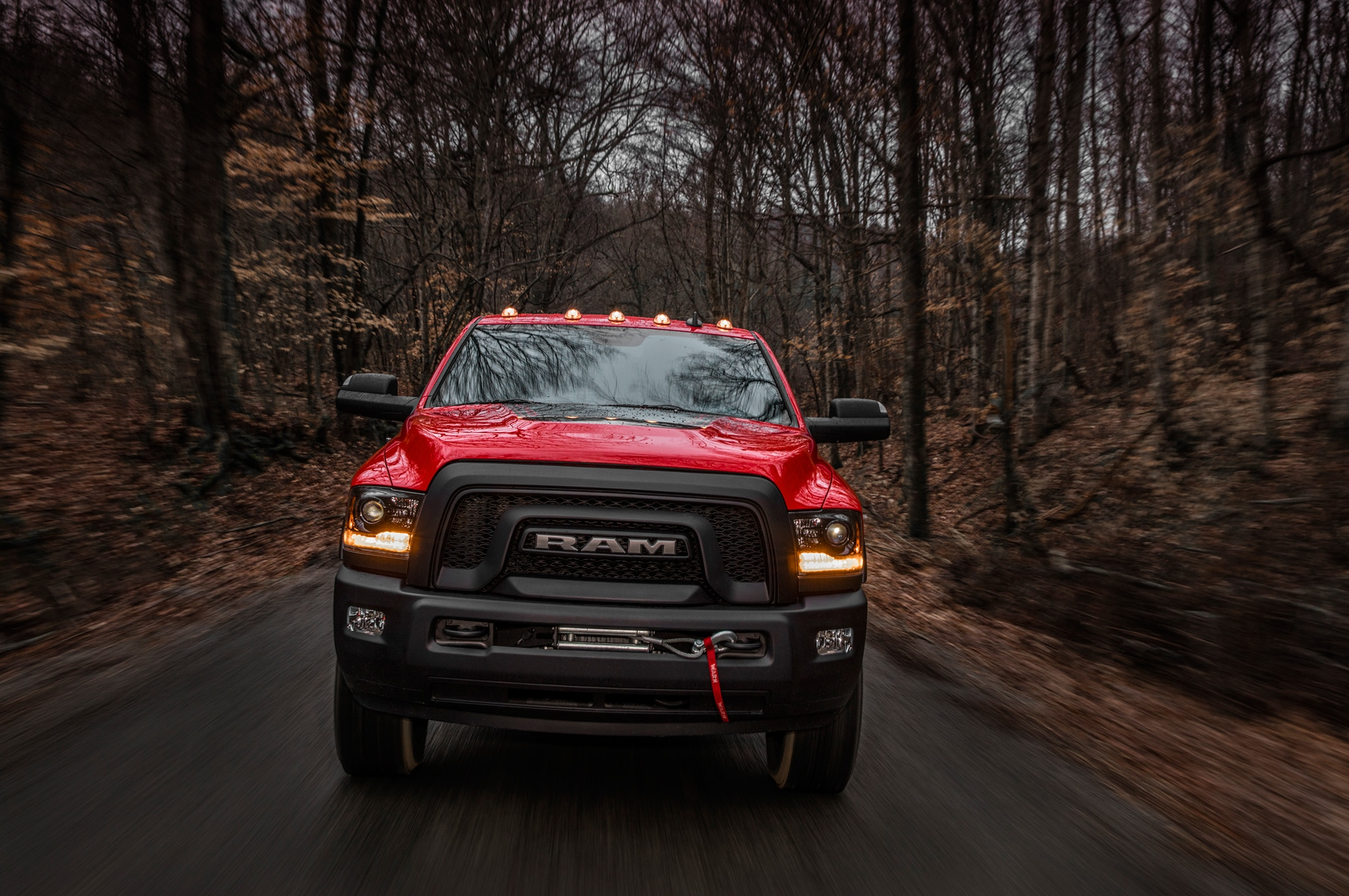 Putting the Power in the 2017 Ram 2500 Power Wagon