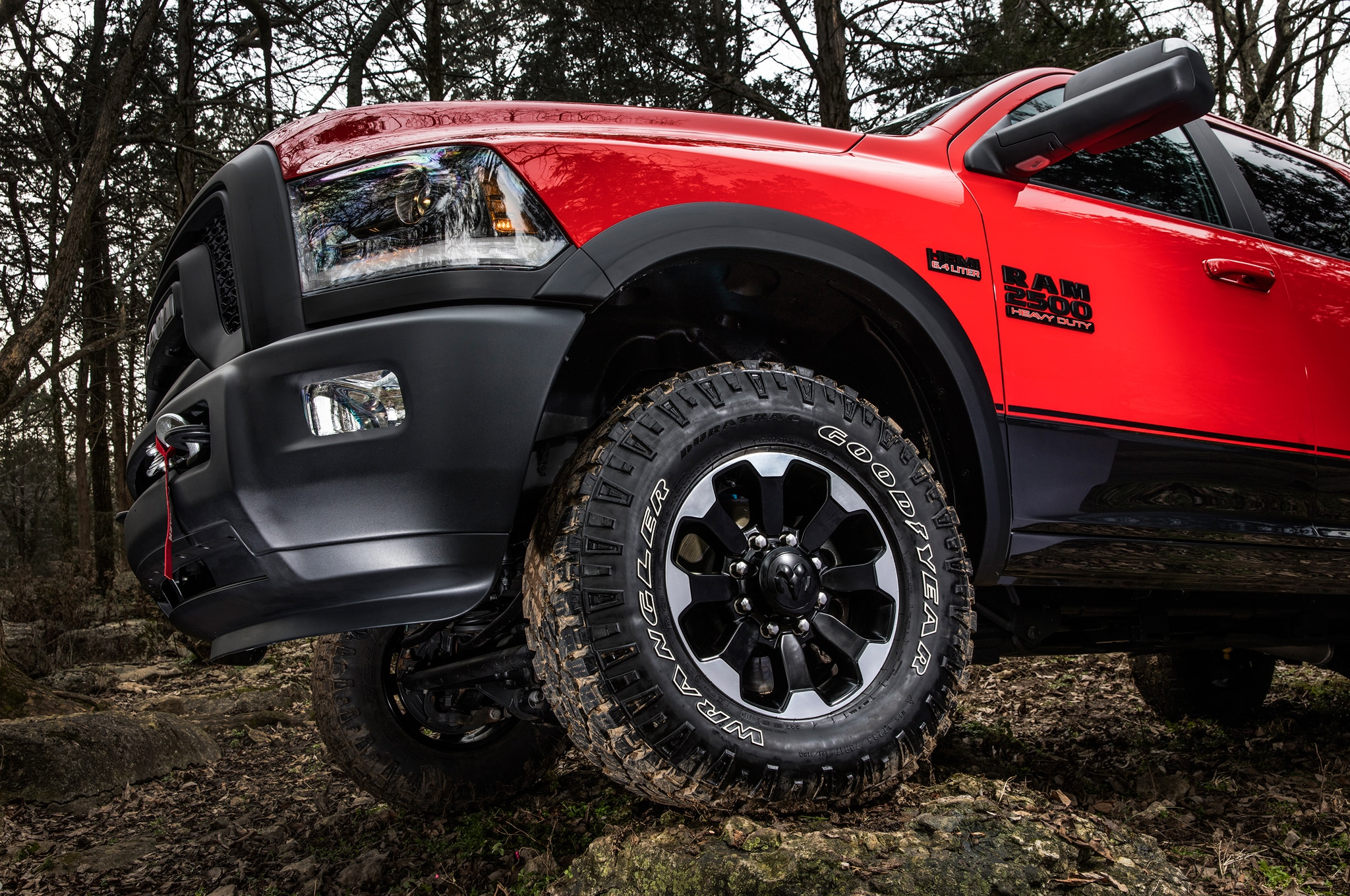2017 ram 2500 power wagon adopts a rebel like face upgraded chassis. Cars Review. Best American Auto & Cars Review