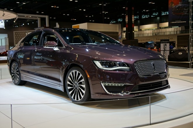 2017 lincoln mkz purple chicago auto show