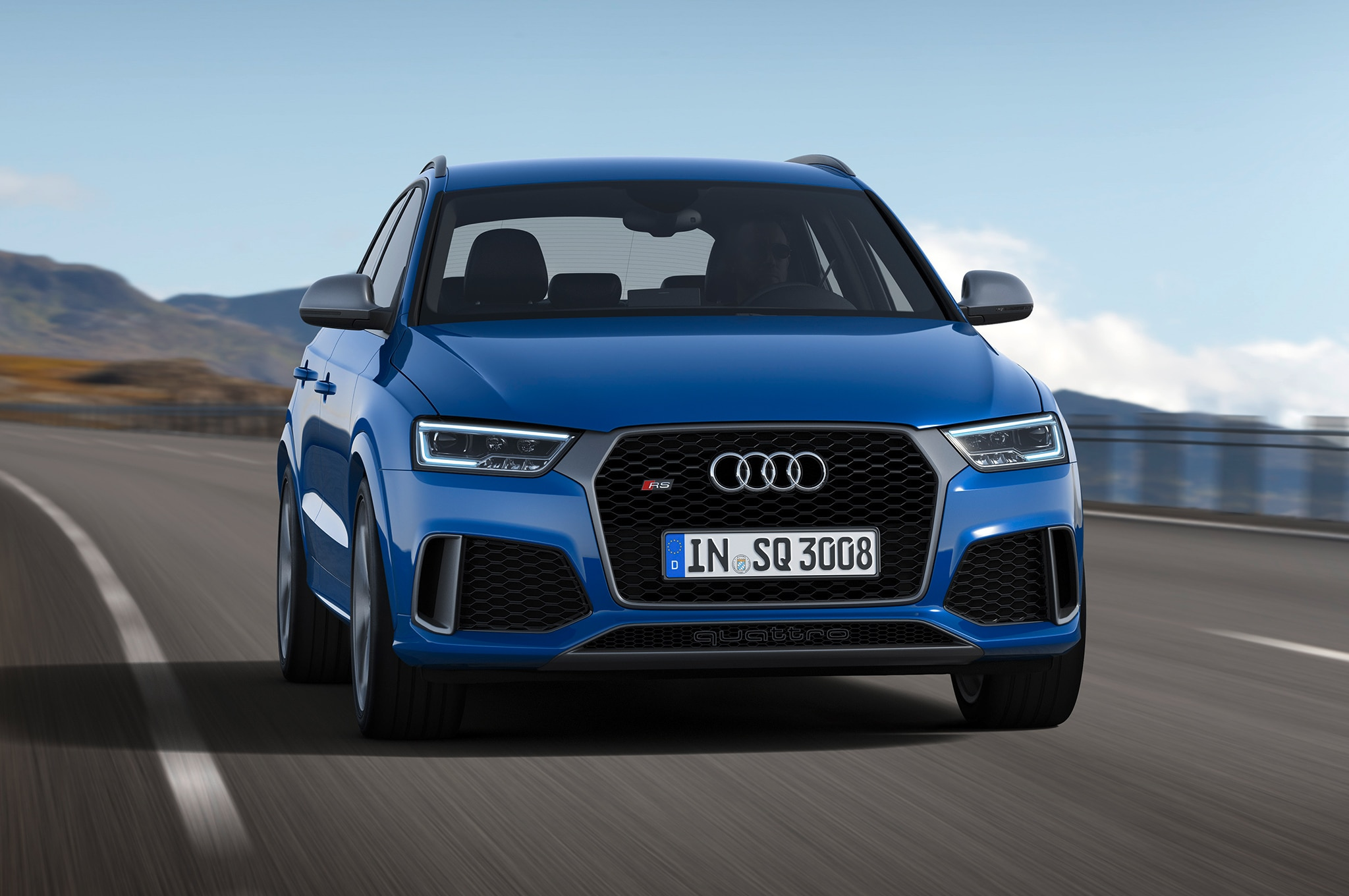 audi rs q3 performance boosts power to 362 hp top speed. Black Bedroom Furniture Sets. Home Design Ideas