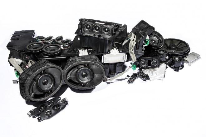 Bose Panaray Sound System 1 ALL 1