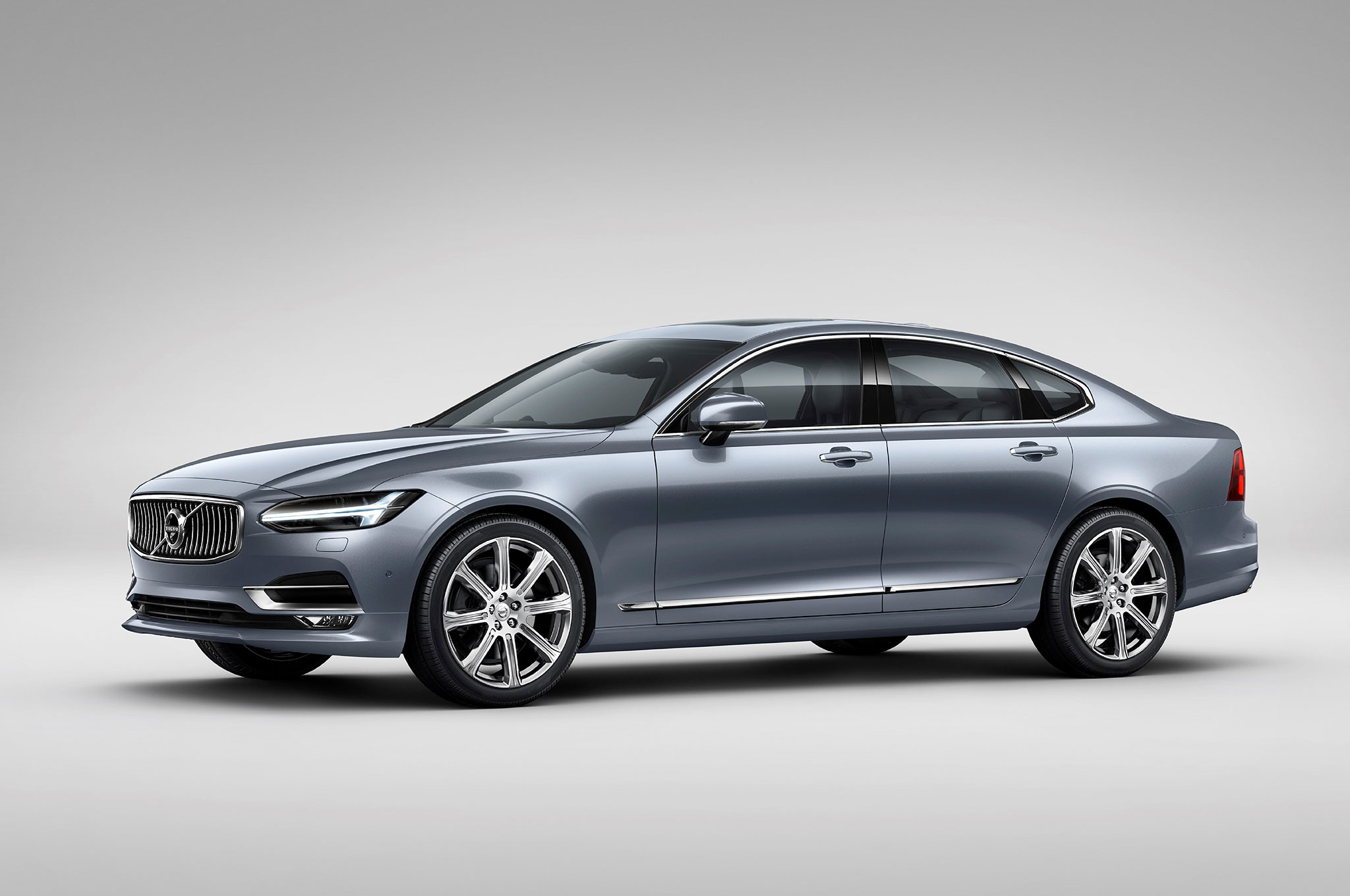 By Design Volvo S90 Front Three Quarter 01