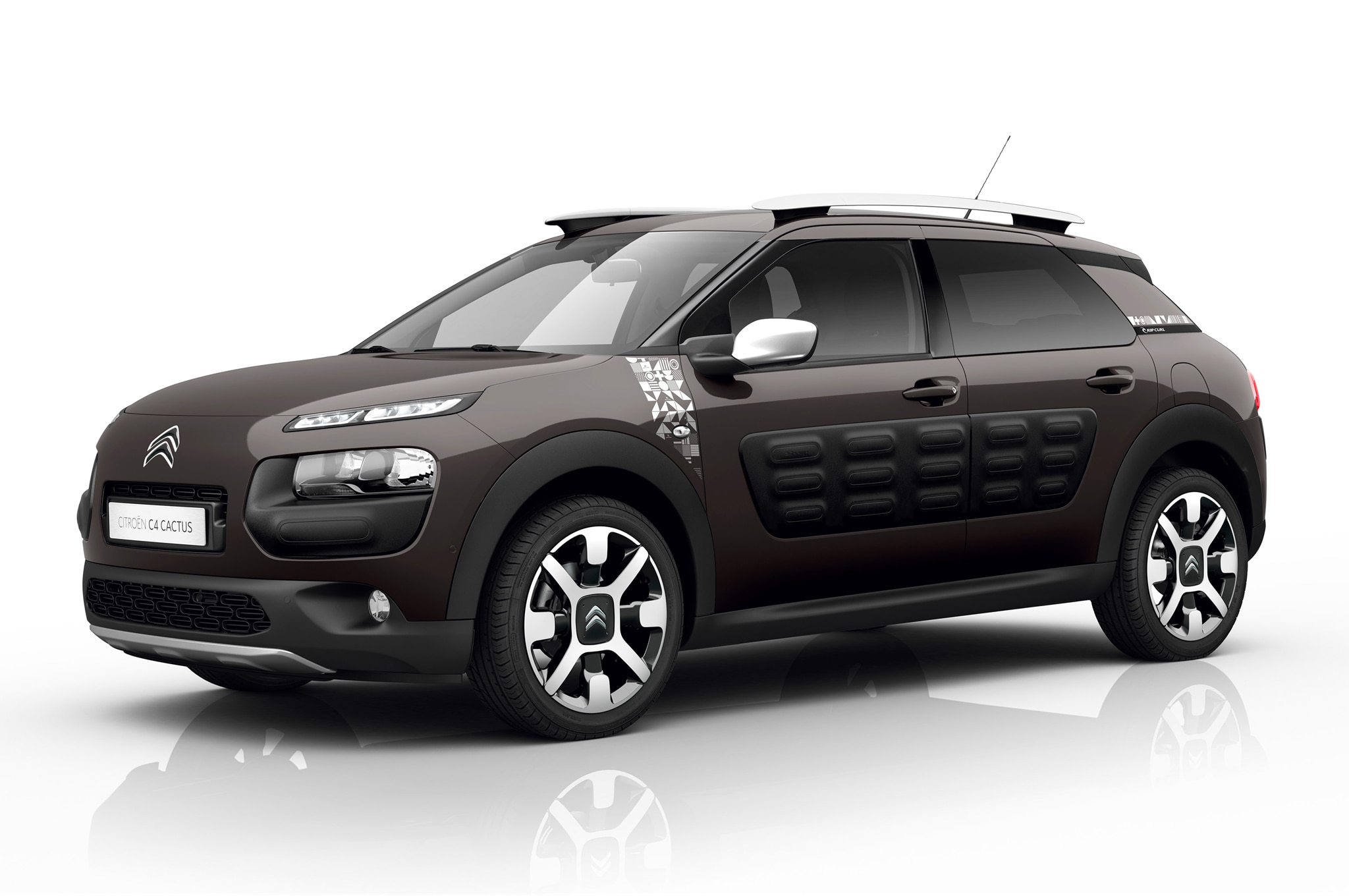 hang ten with the citroen c4 cactus rip curl special. Black Bedroom Furniture Sets. Home Design Ideas