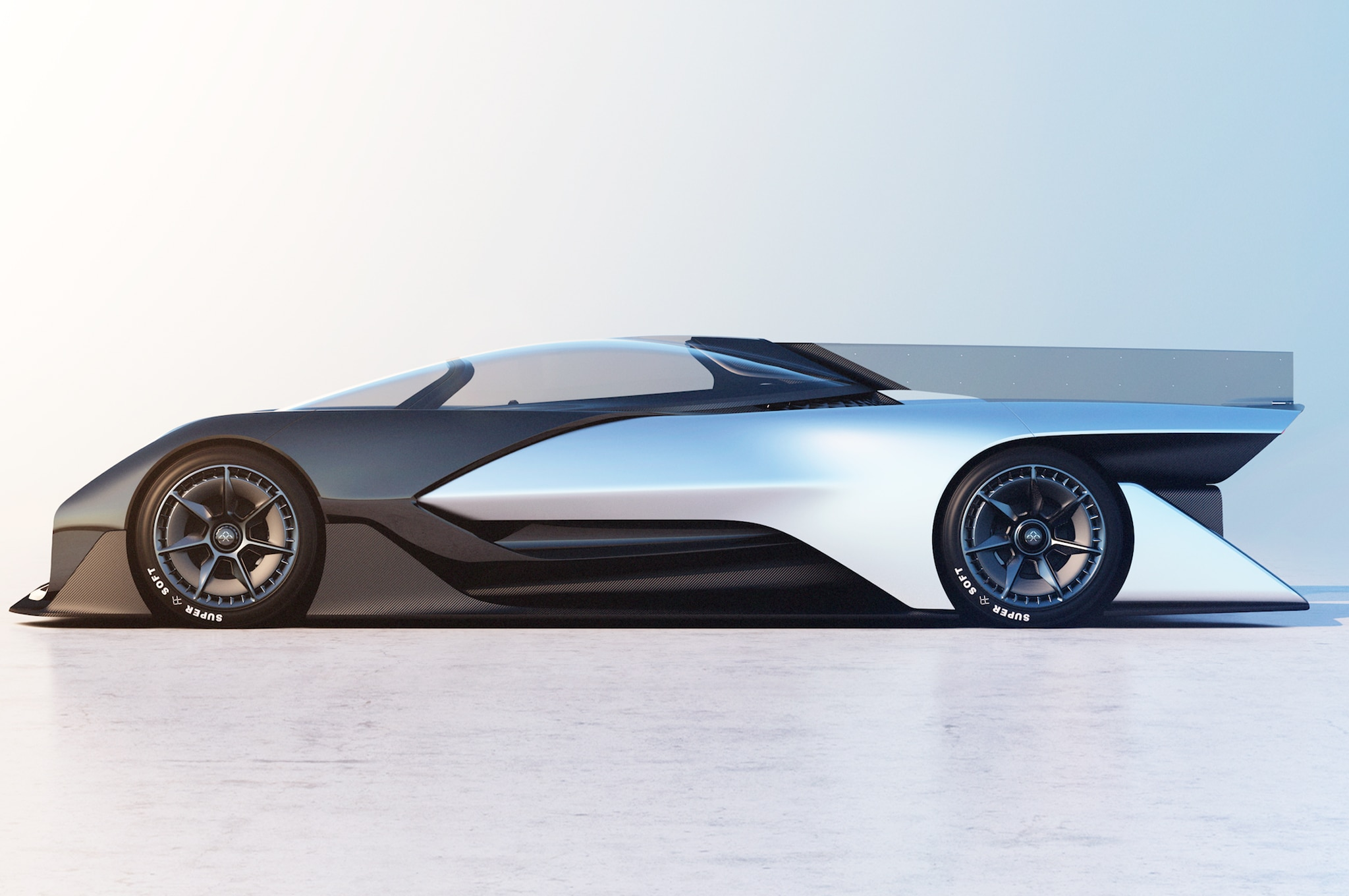 Faraday Future FFZERO1 Concept side 03
