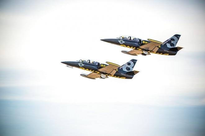 Flying Spurs 12