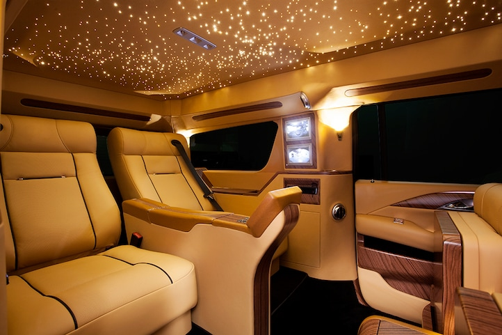 this lexani cadillac escalade viceroy is a star studded. Black Bedroom Furniture Sets. Home Design Ideas