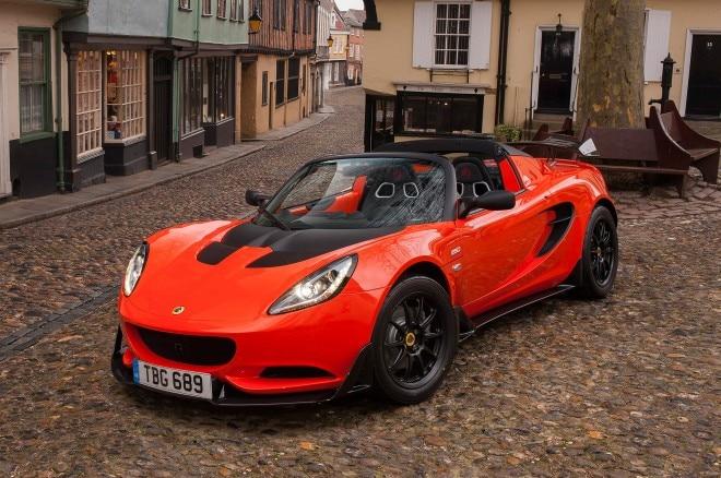 Lotus Elise Cup 250 660x438
