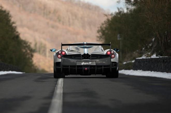 Pagani Huayra BC rear2