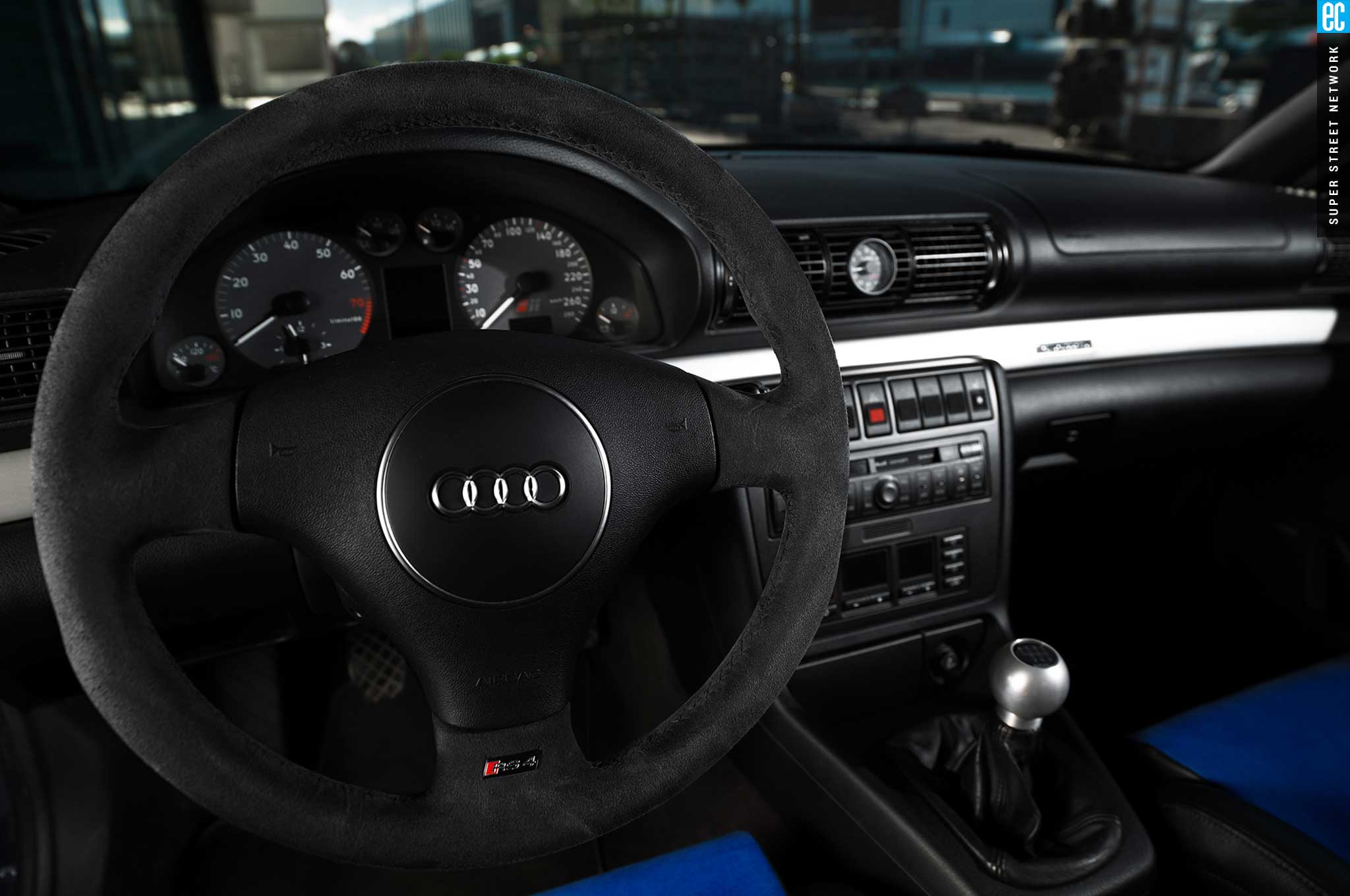 Audi Rs4 2001 Building The B Generation Audi Sedan That Never Offered