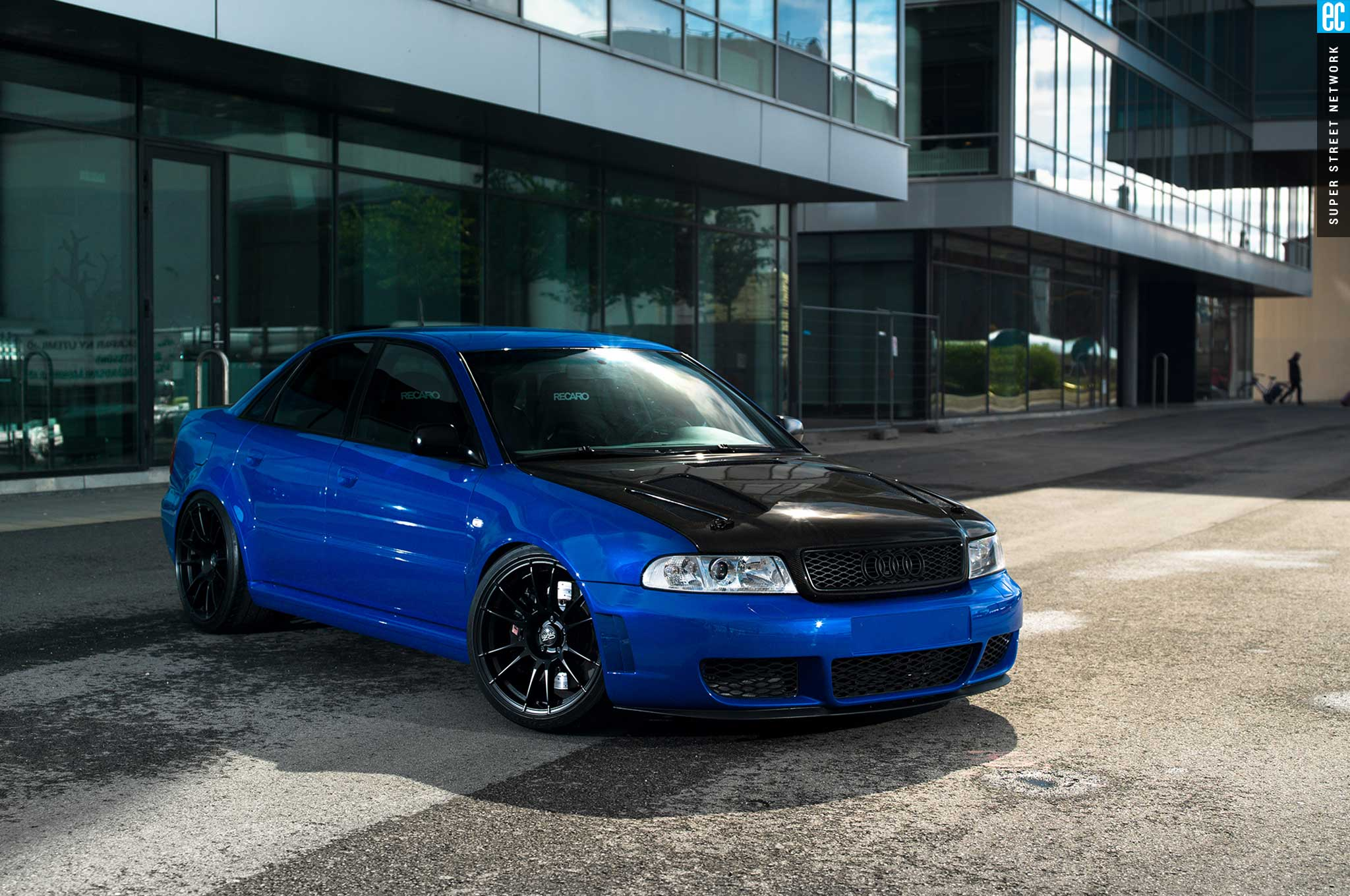 Oem Audio Plus >> Building the B5-Generation Audi RS4 Sedan that Audi Never Offered