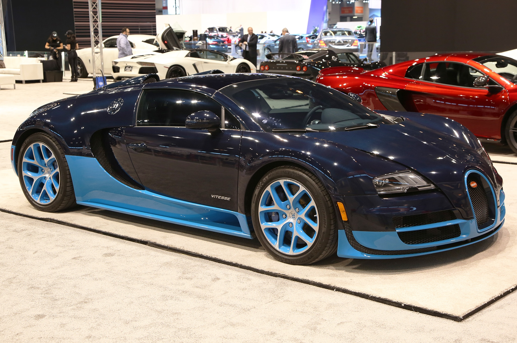 The Exotics and Supercars You Need to See at the Chicago ...
