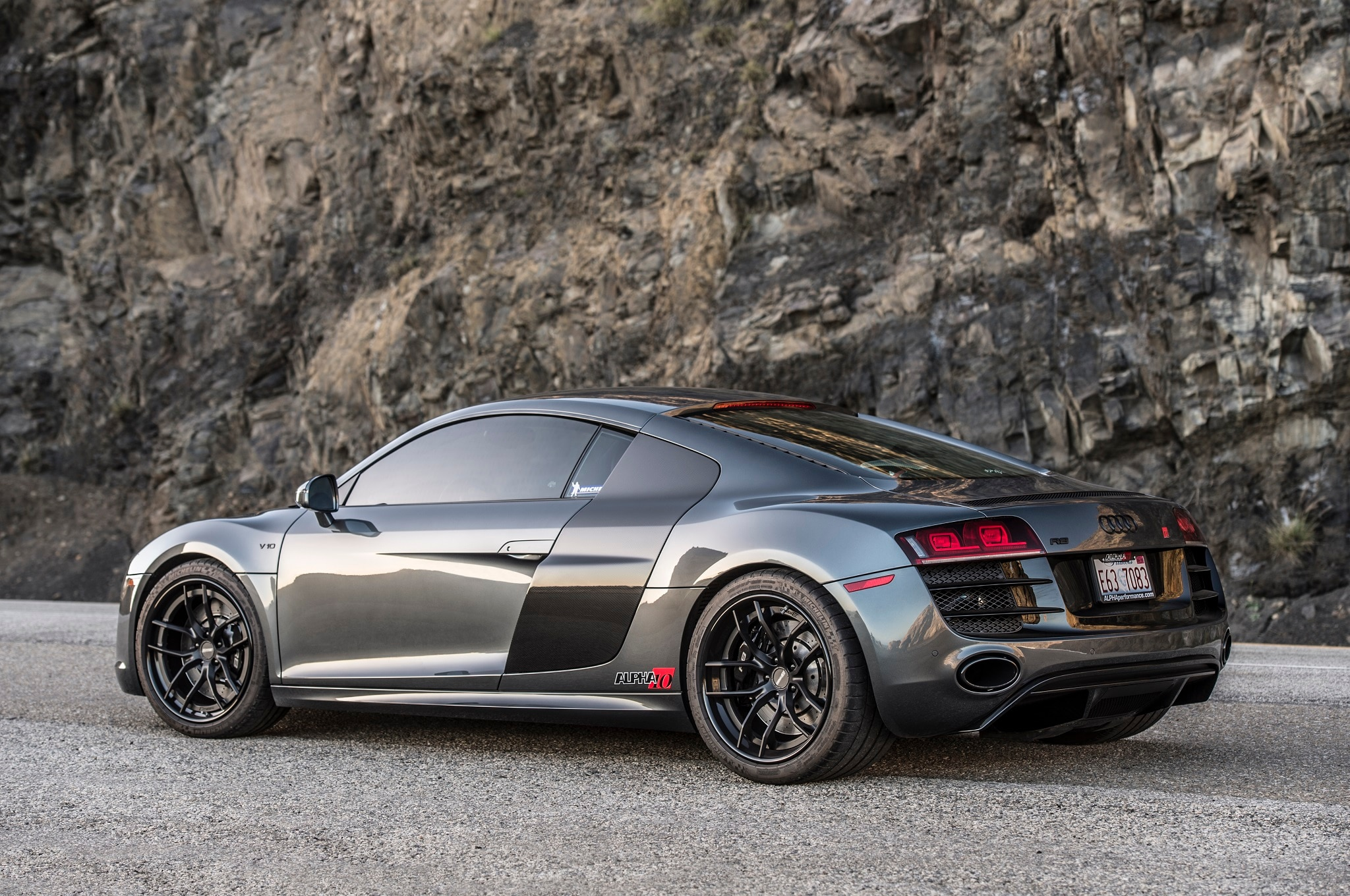 Twin Turbo Perfection Ams Performance Audi R8 Review