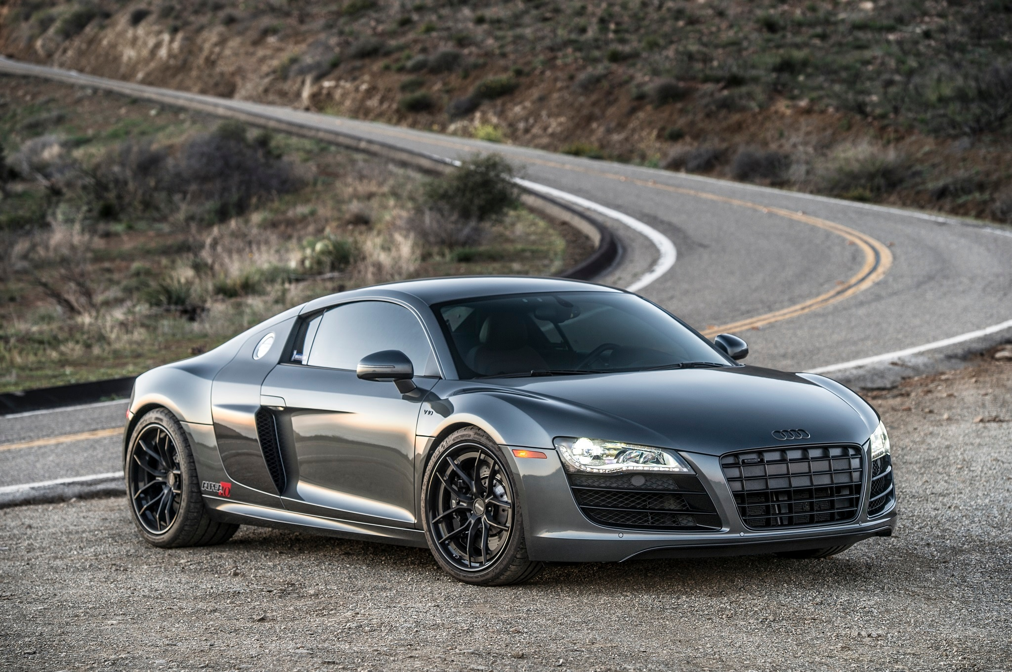 Twin-Turbo Perfection: AMS Performance Audi R8 Review | Automobile ...