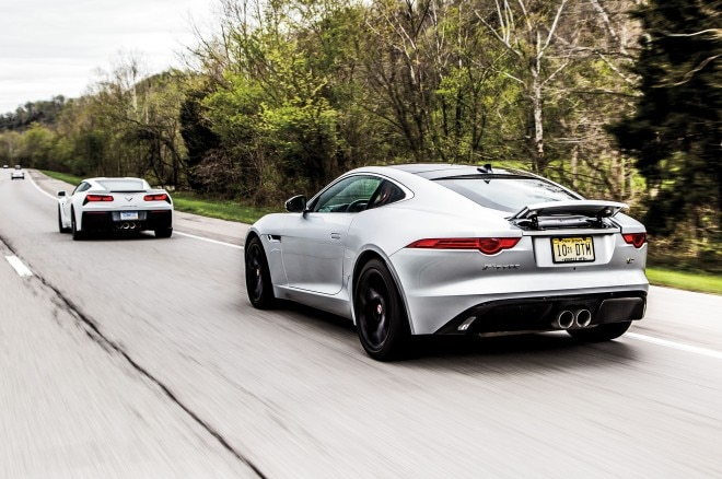 Popular 2015 Jaguar FType S Coupe  Four Seasons WrapUp