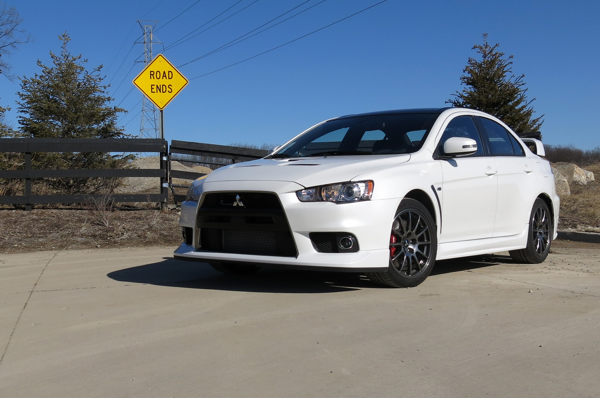 the lancer evolution