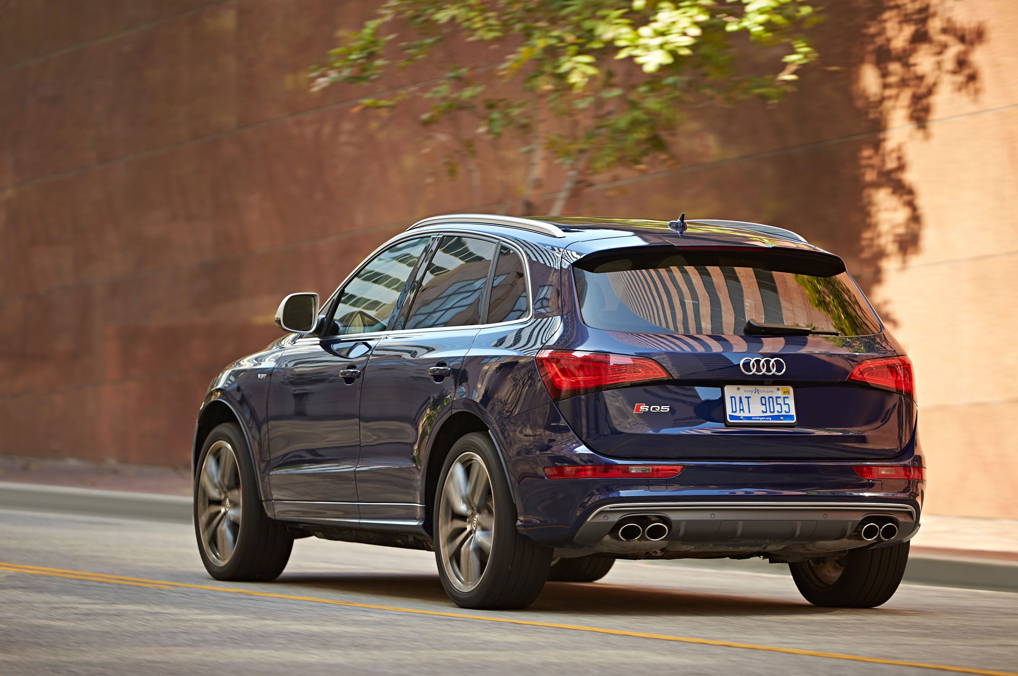 Audi 0 60 >> 2016 Audi SQ5 Review