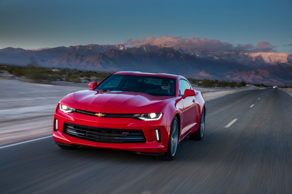 2016 Chevrolet Camaro 2L Turbo First Drive Review