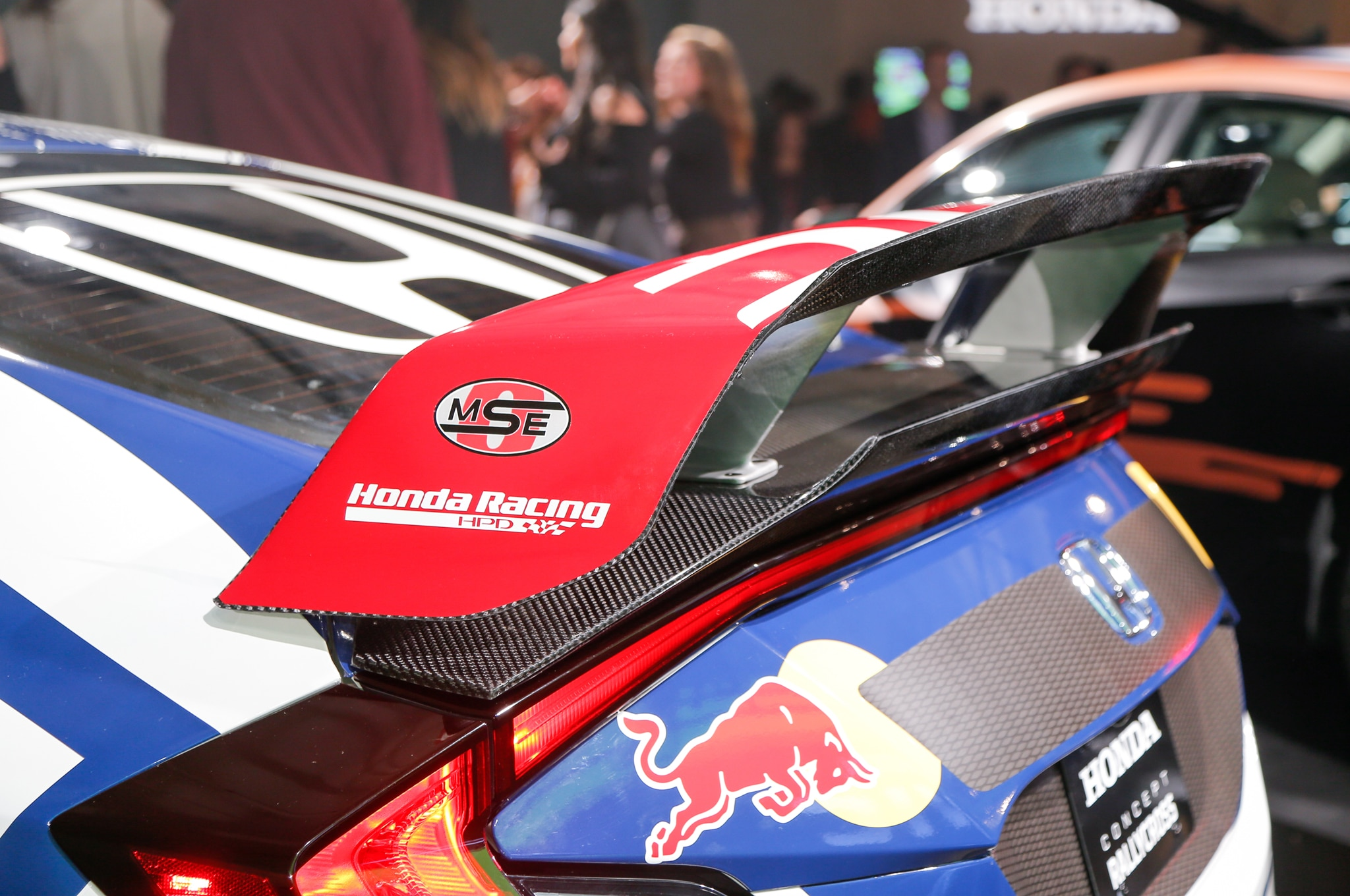 Grc Civic >> 2016 Honda Civic Coupe Global Rallycross Racing Car Revealed