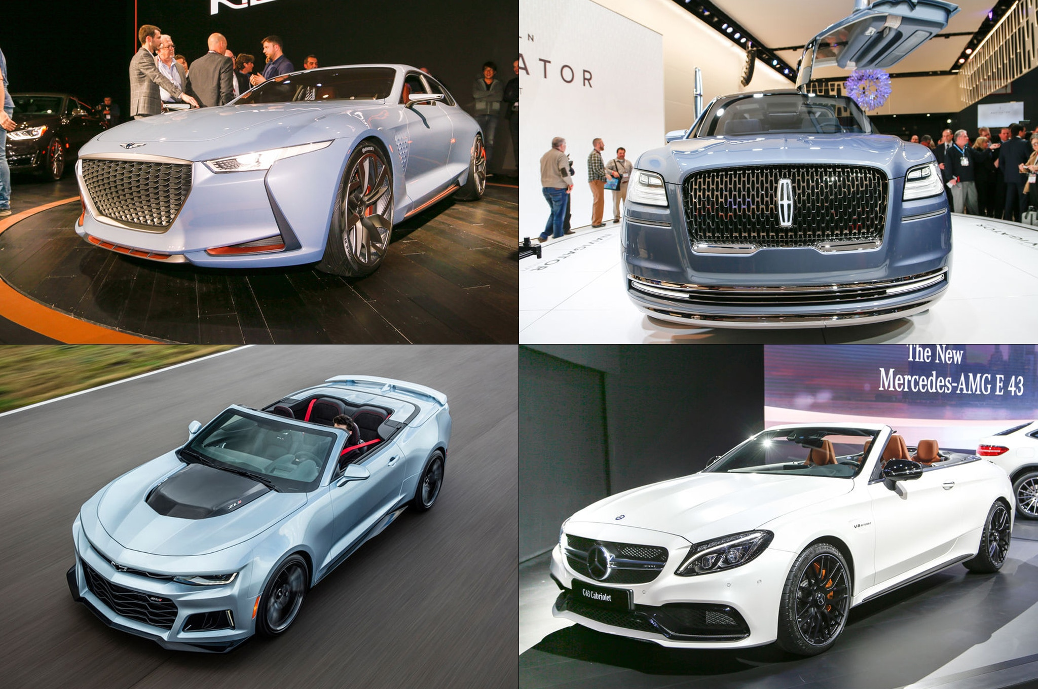 2016 New York Auto Show Hits Misses Lead