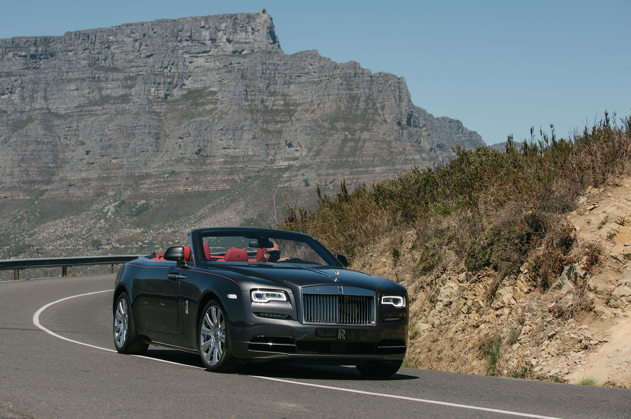 Perfect 2016 RollsRoyce Dawn First Drive Review