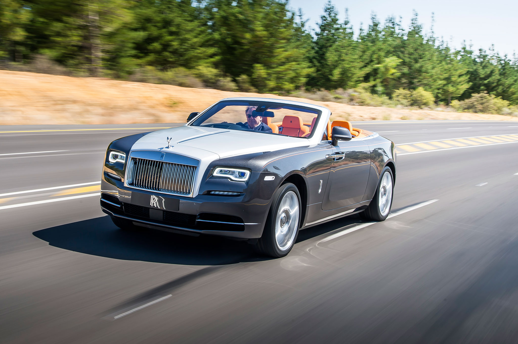 Innovative 2016 RollsRoyce Dawn First Drive Review