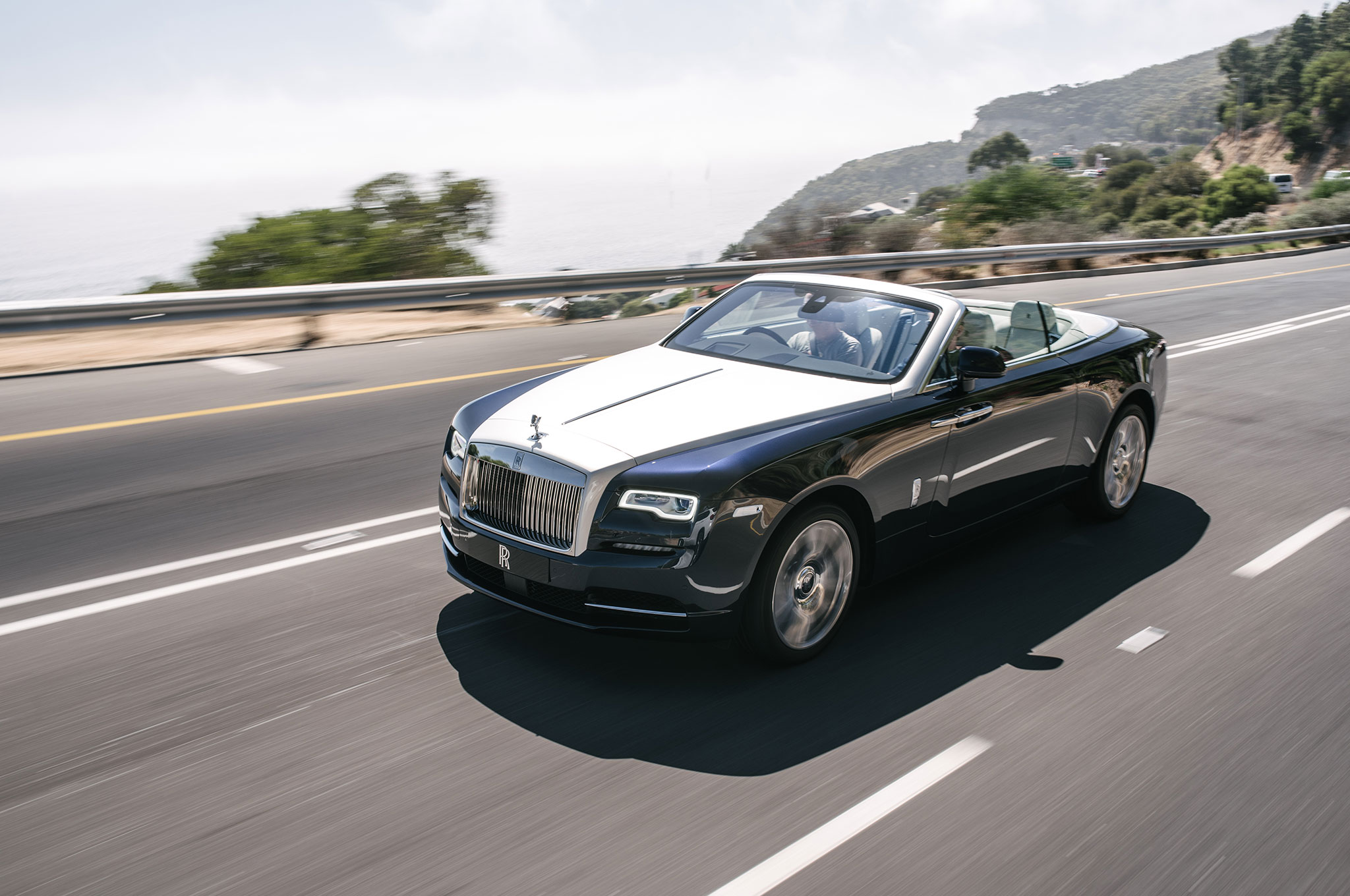 Amazing 2016 RollsRoyce Dawn First Drive Review