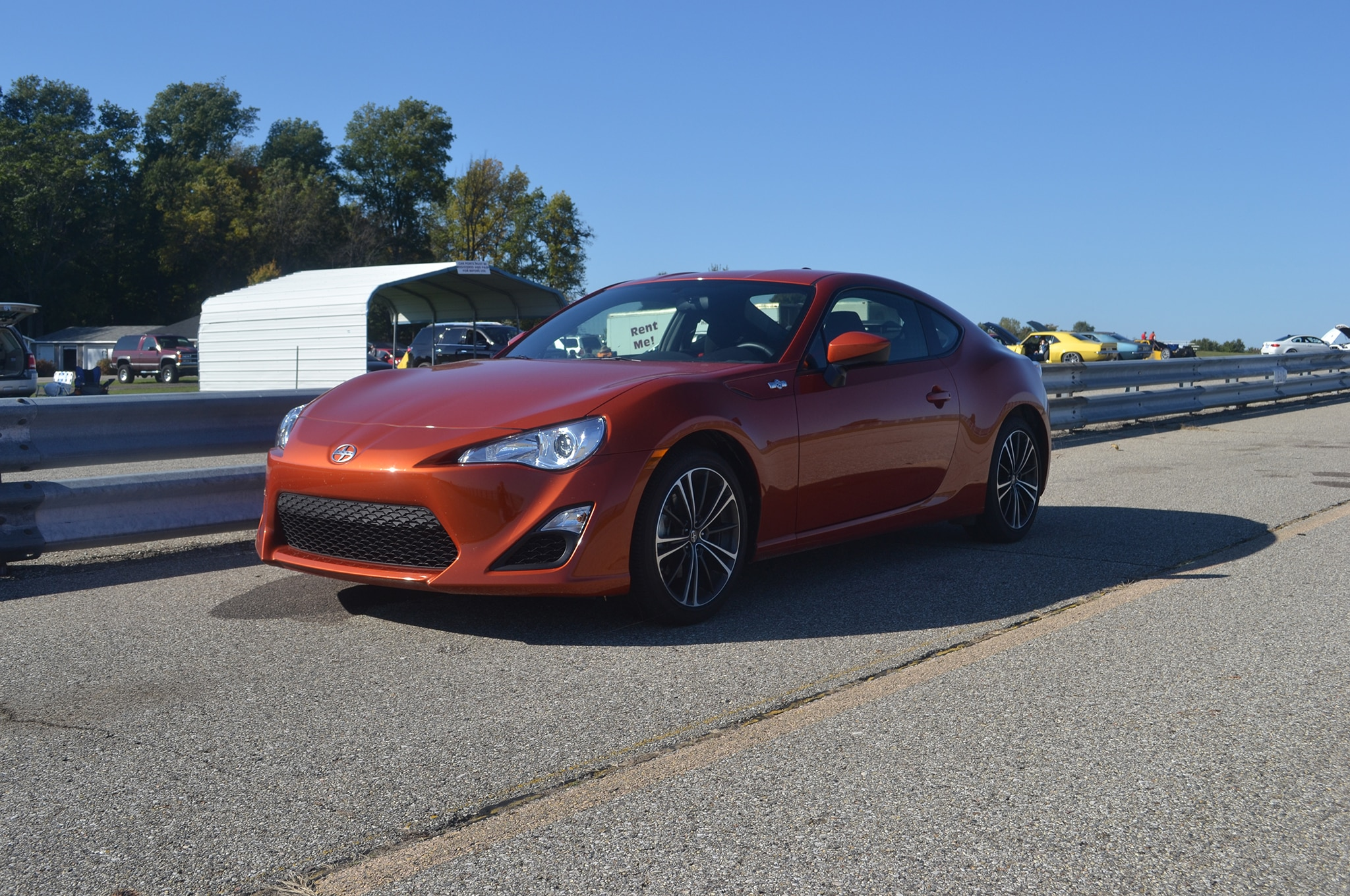 why the 2016 scion fr s is perfect for track day novices. Black Bedroom Furniture Sets. Home Design Ideas