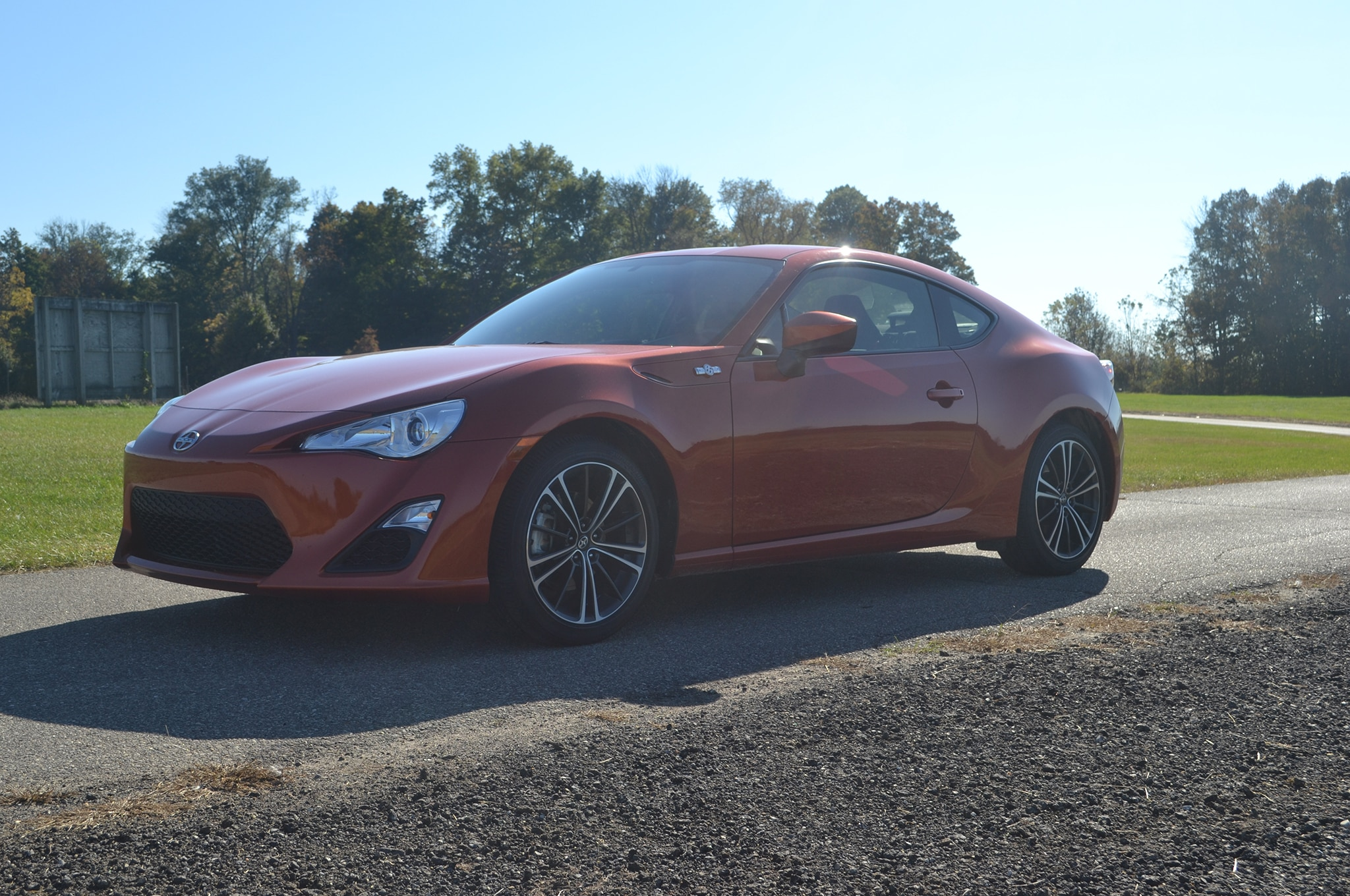 2016 Scion FR-S Track Day Review