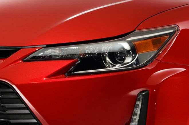 2016 Scion tC Release Series 10 headlamps