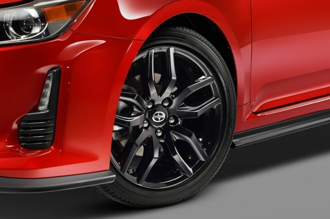 2016 Scion tC Release Series 10 wheels