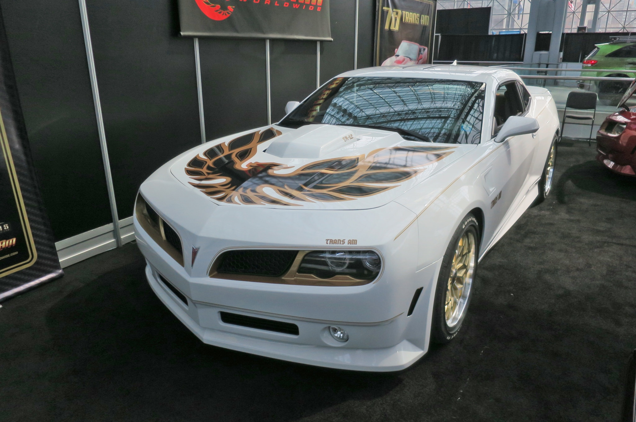 Bandit Rides Again: SLP Reveals 2016 Trans Am Worldwide | Automobile ...