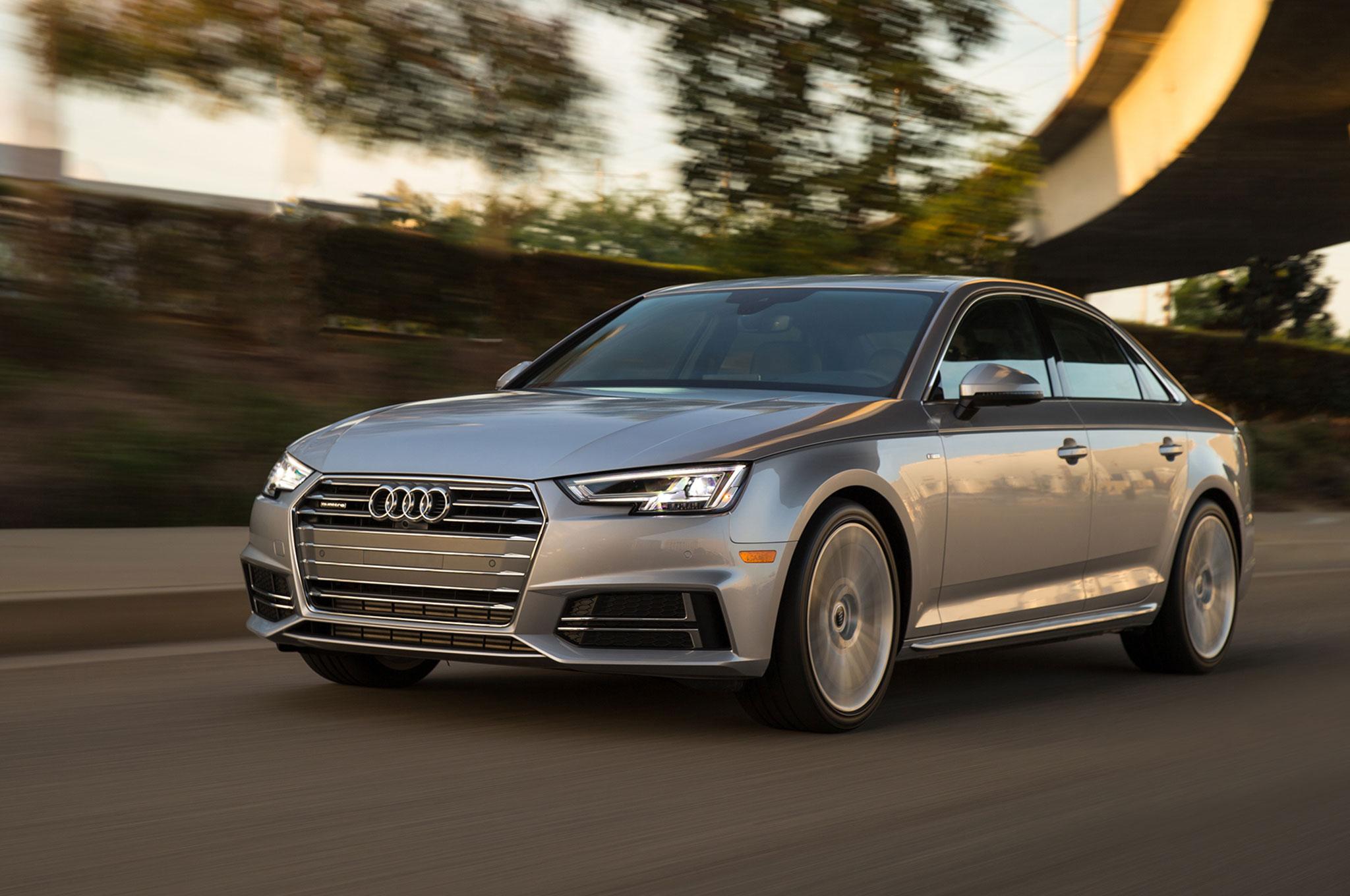 2018 Audi A4 Manual Quick Take Review   Automobile Magazine
