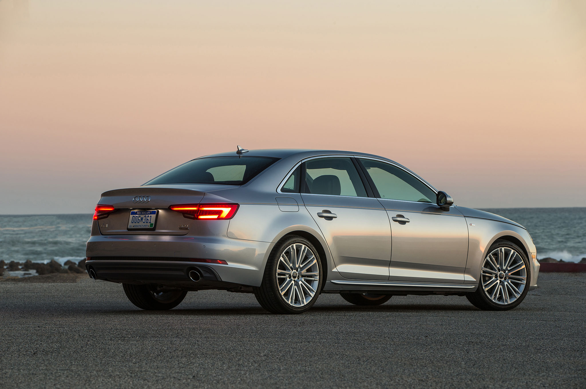 Audi A4 2 0t - Audi At Tfsi Quattro Review