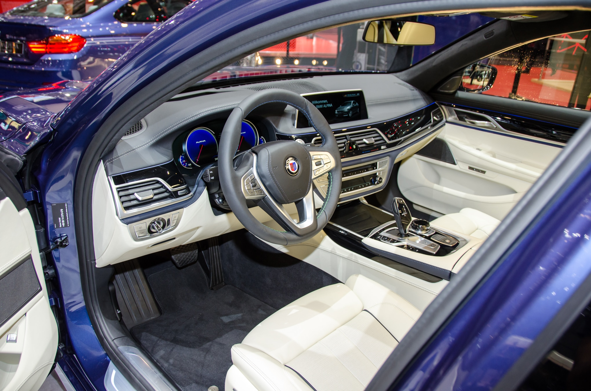 BMW Alpina B XDrive Is A HP MPH Luxury Sedan - B7 bmw price