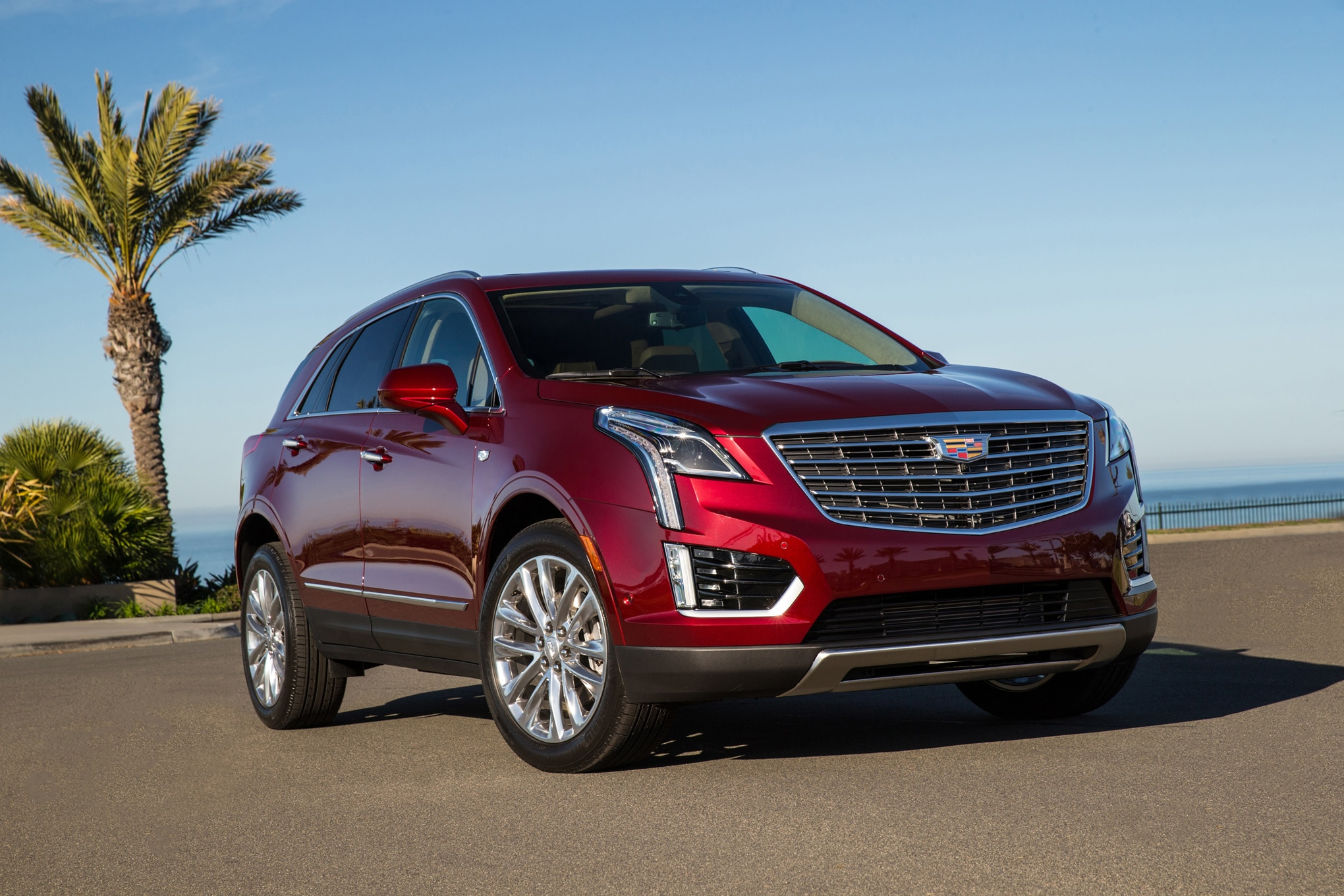 Perfect 2017 Cadillac XT5 Review