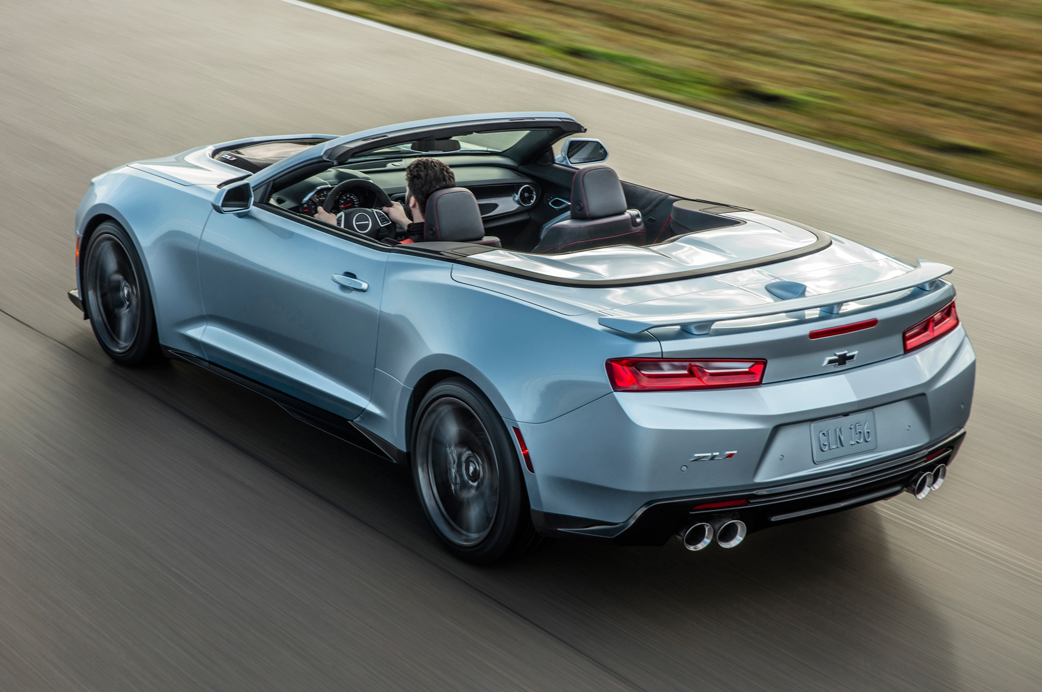 2017 chevrolet camaro zl1 convertible debuts at new york show. Black Bedroom Furniture Sets. Home Design Ideas
