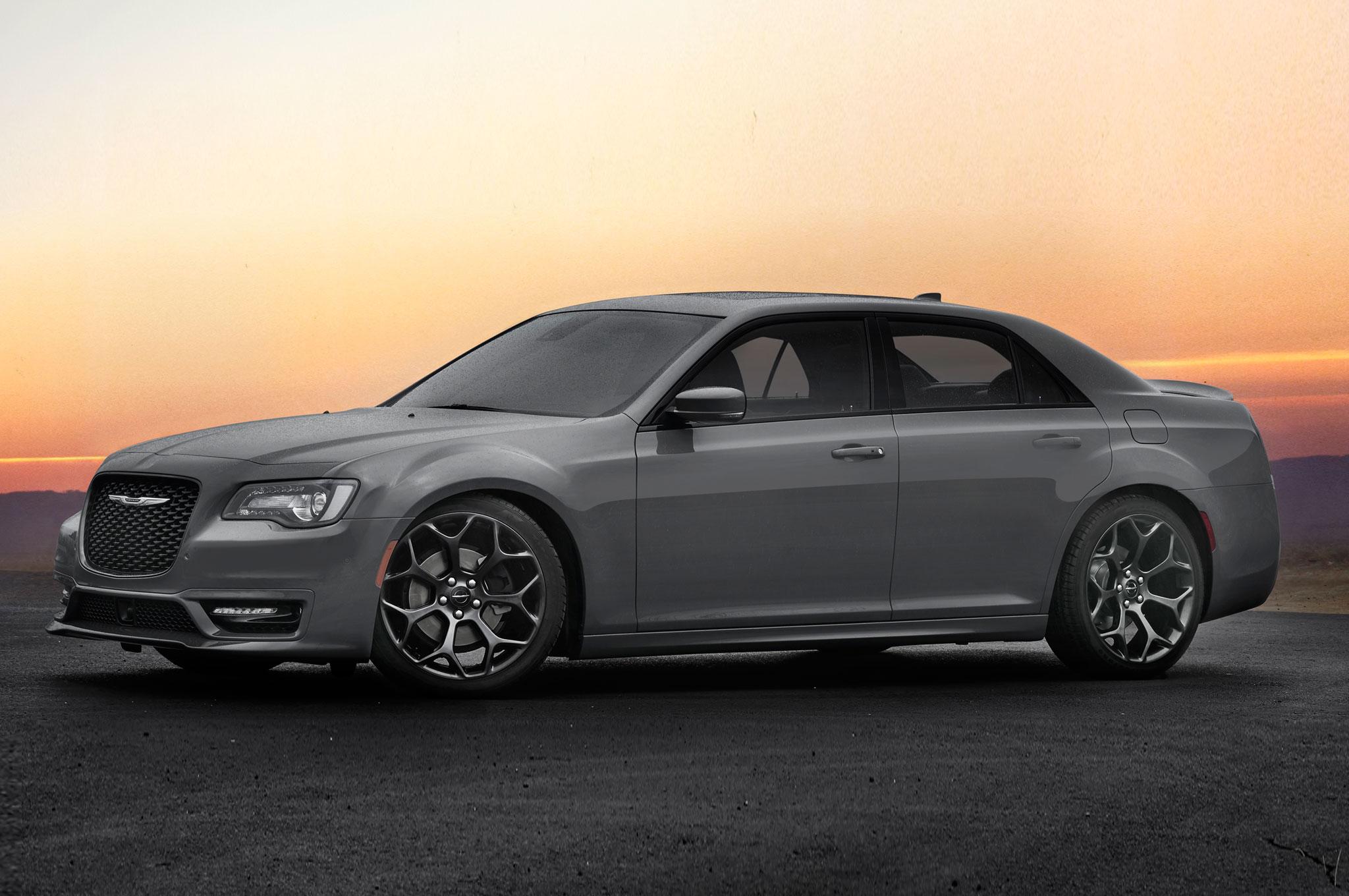Chrysler 300 Mpg >> 2017 Chrysler 300 Mpg Cars News World