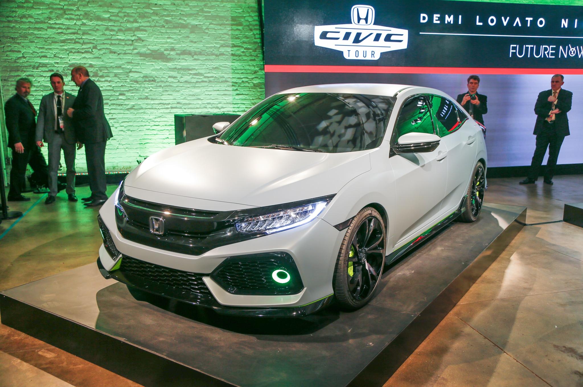 "... Honda brand,"" American Honda Motor Co. senior vice president Jeff"