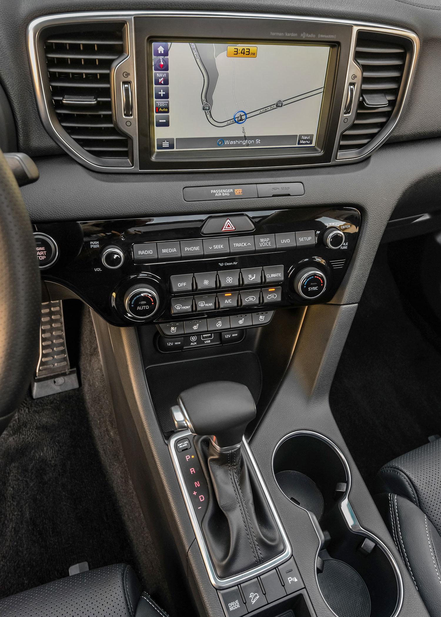 2017 Kia Sportage Sx Turbo Review