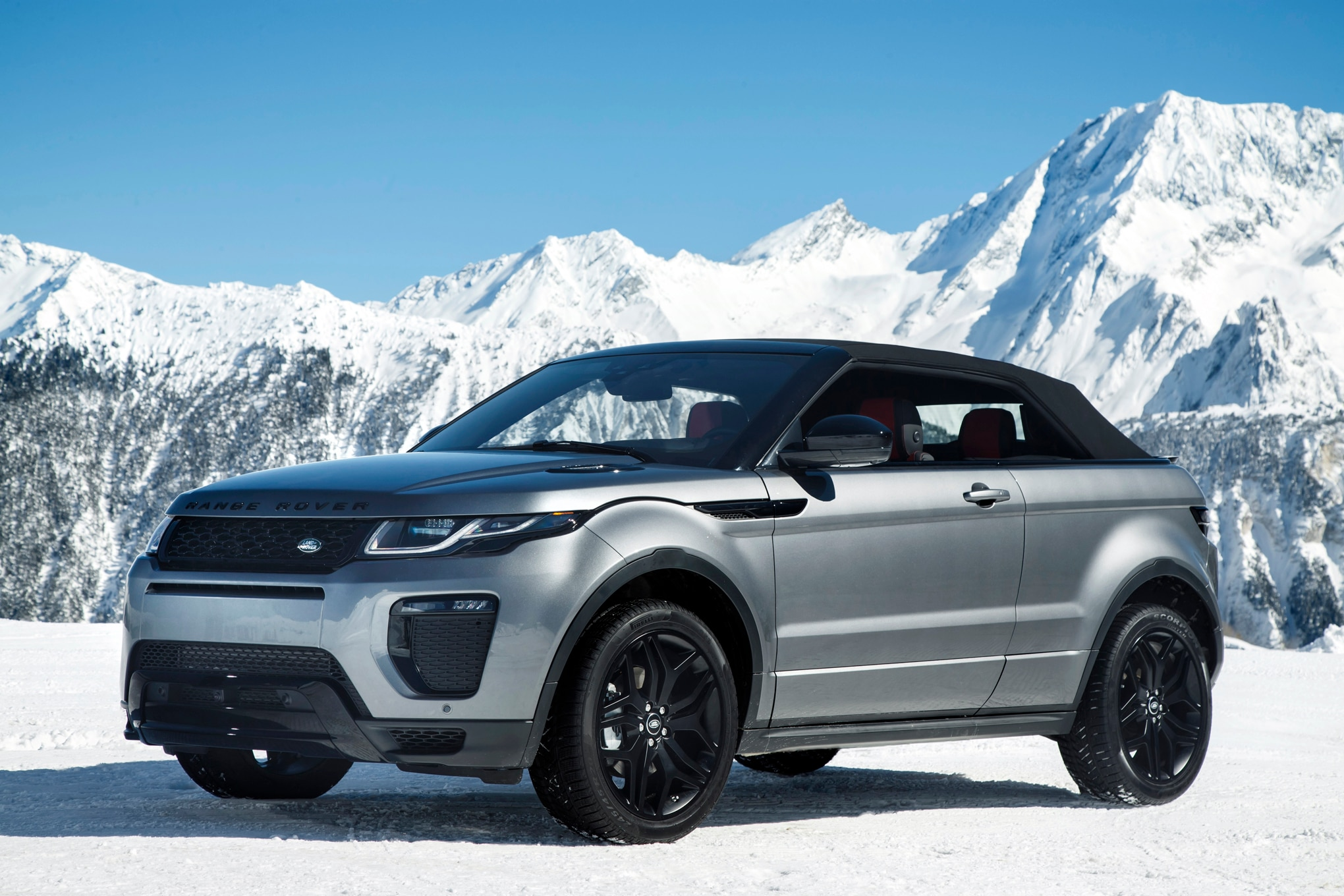 quick take 2016 range rover evoque convertible hse dynamic automobile magazine. Black Bedroom Furniture Sets. Home Design Ideas