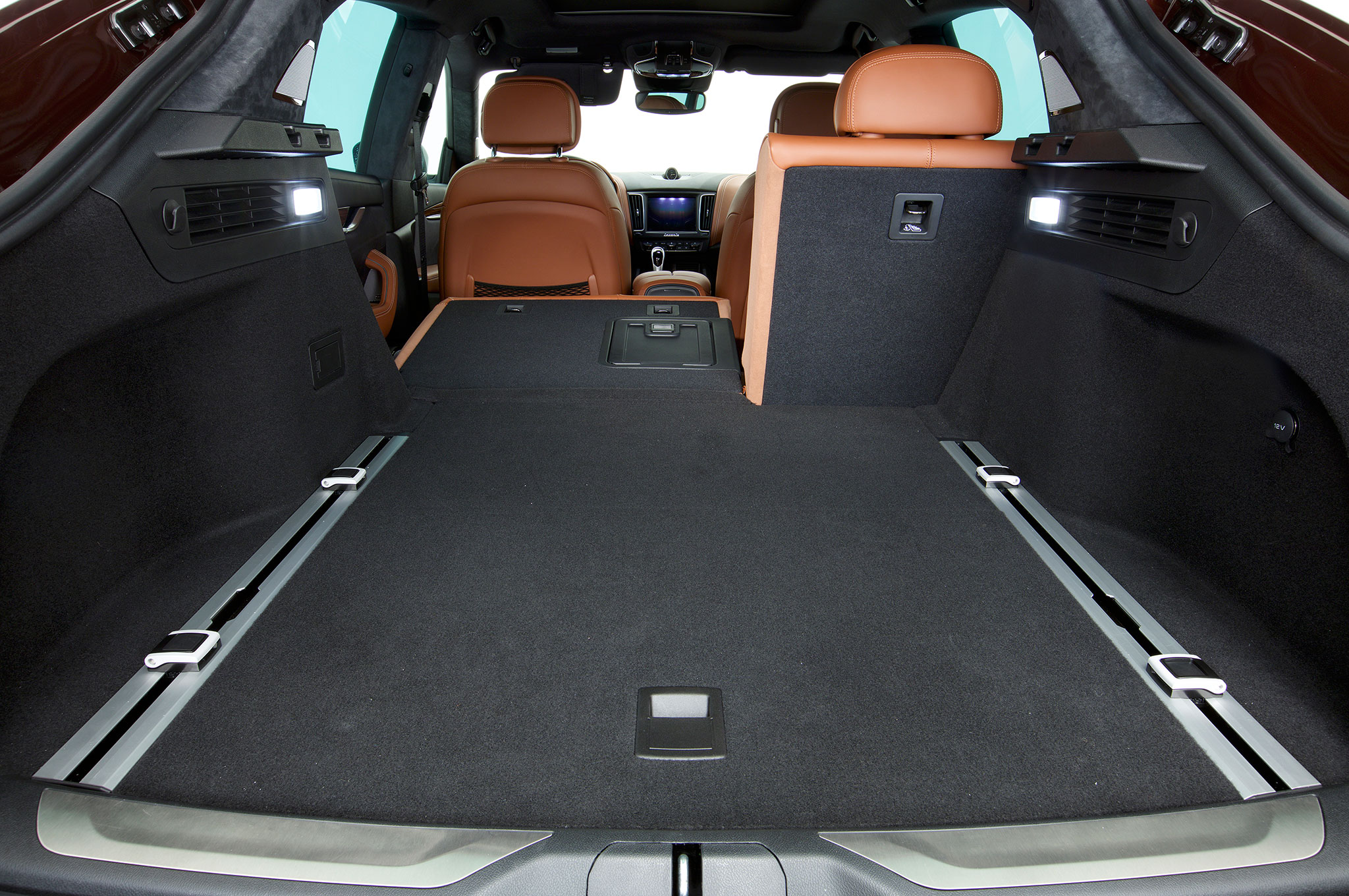 First drive of the 2017 maserati levante suv photo gallery of first 2017 2018 best cars reviews - Small suv cargo space property ...